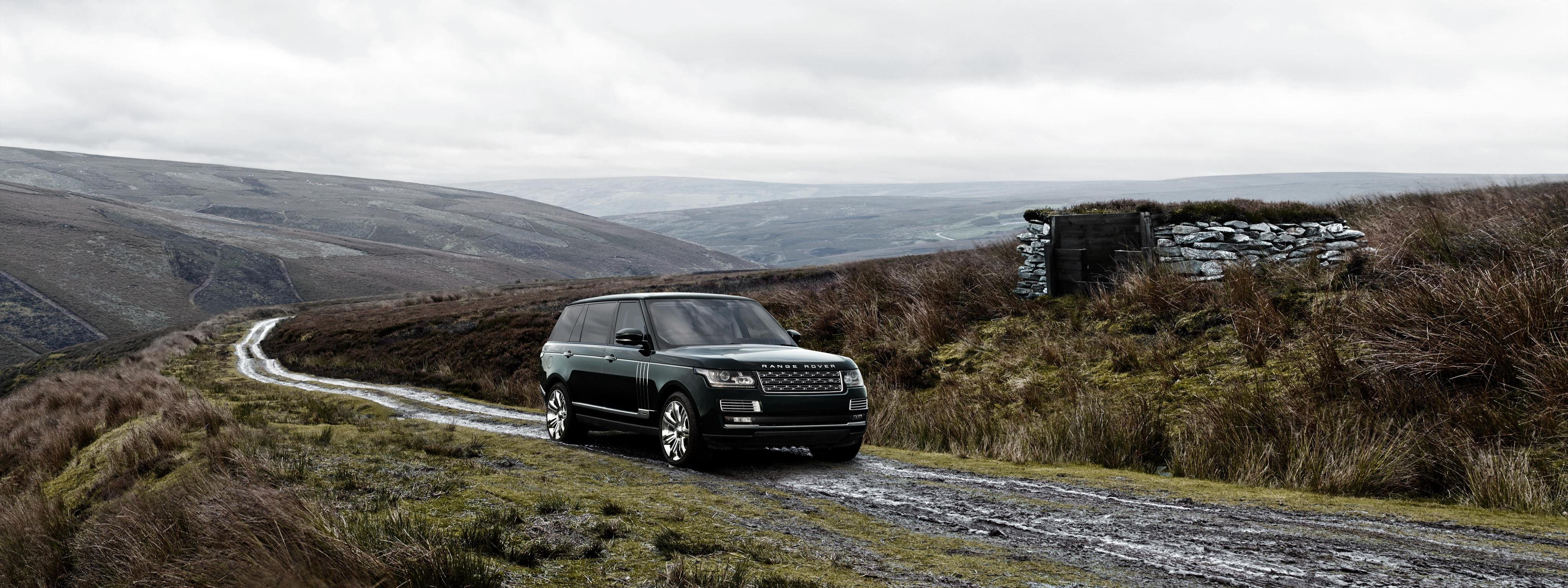 Awesome Range Rover free background ID:162861 for dual screen 4096x1536 desktop