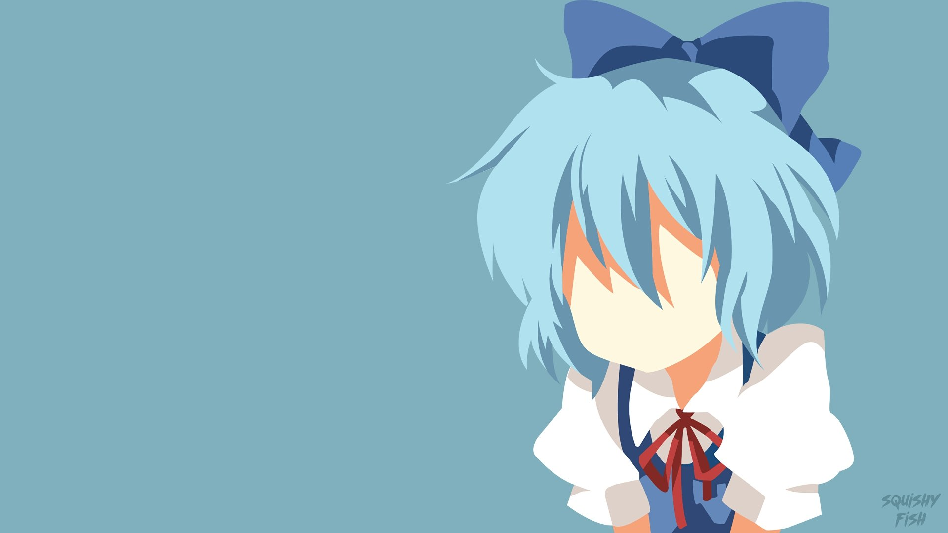 Free download Cirno (Touhou) background ID:222462 full hd 1920x1080 for desktop