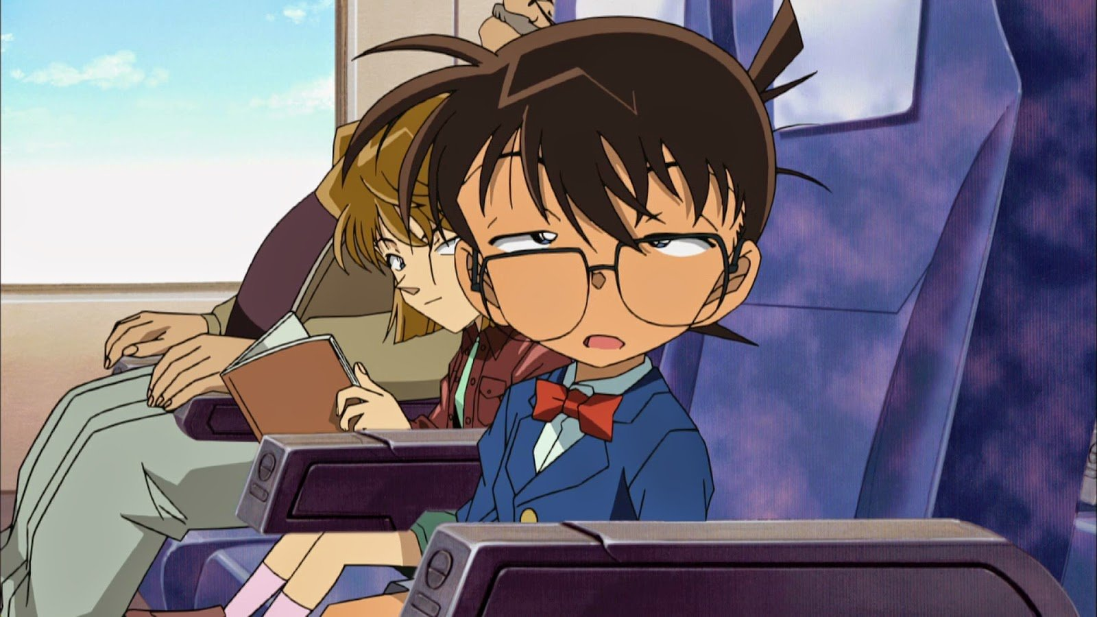 High resolution Detective Conan hd 1600x900 wallpaper ID:457550 for PC