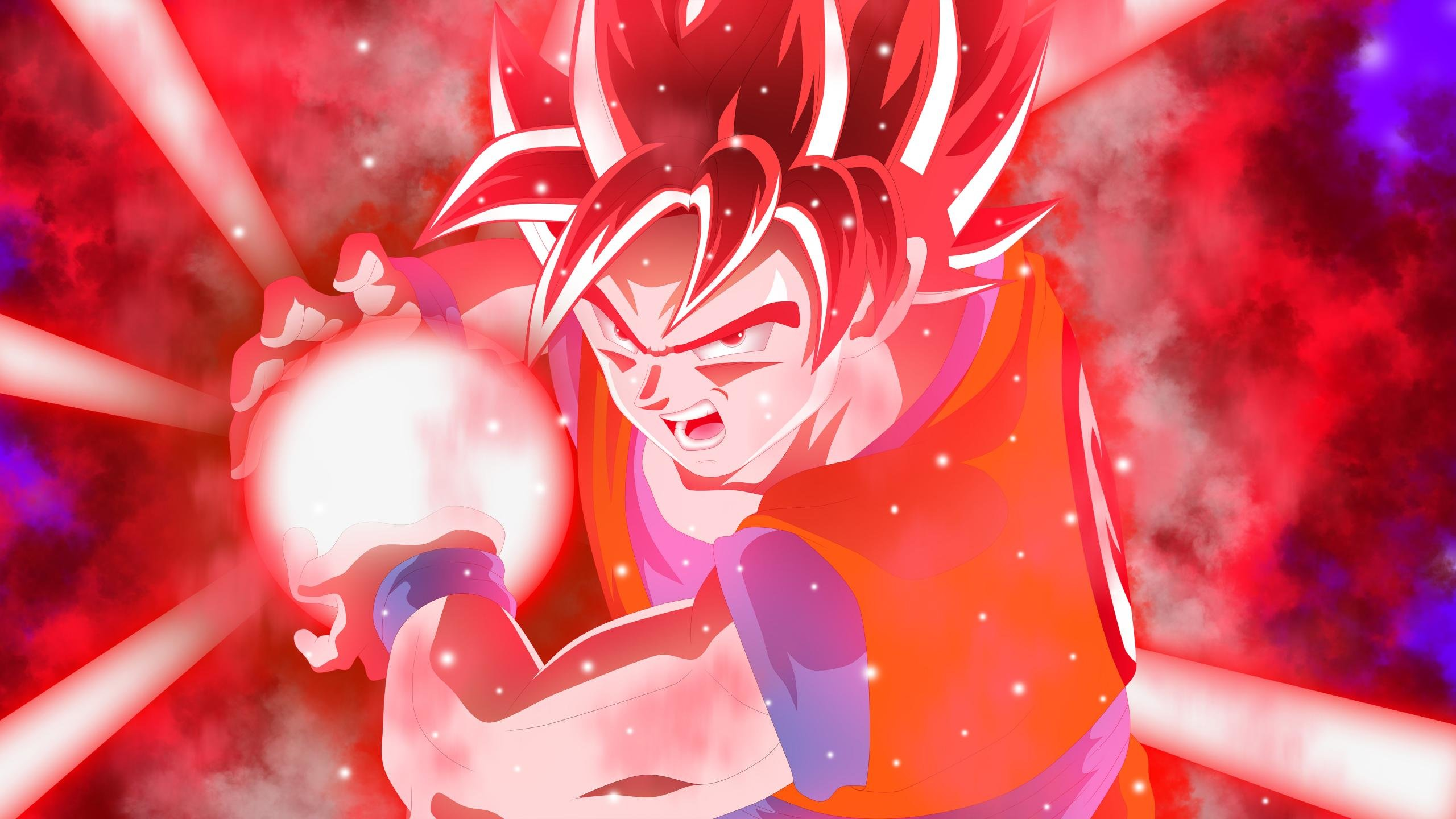 Free download Dragon Ball Super background ID:242656 hd 2560x1440 for PC