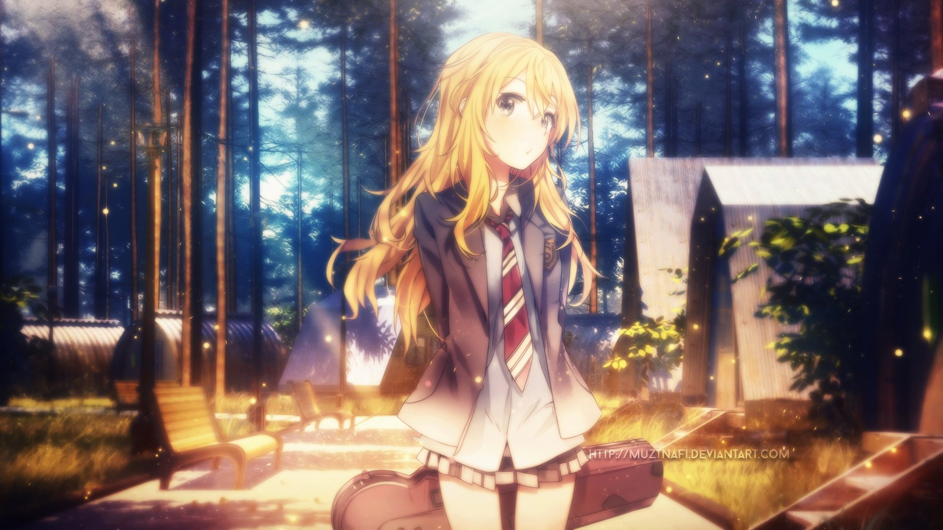 Awesome Kaori Miyazono Free Wallpaper Id 45814 For Hd 1080p Pc