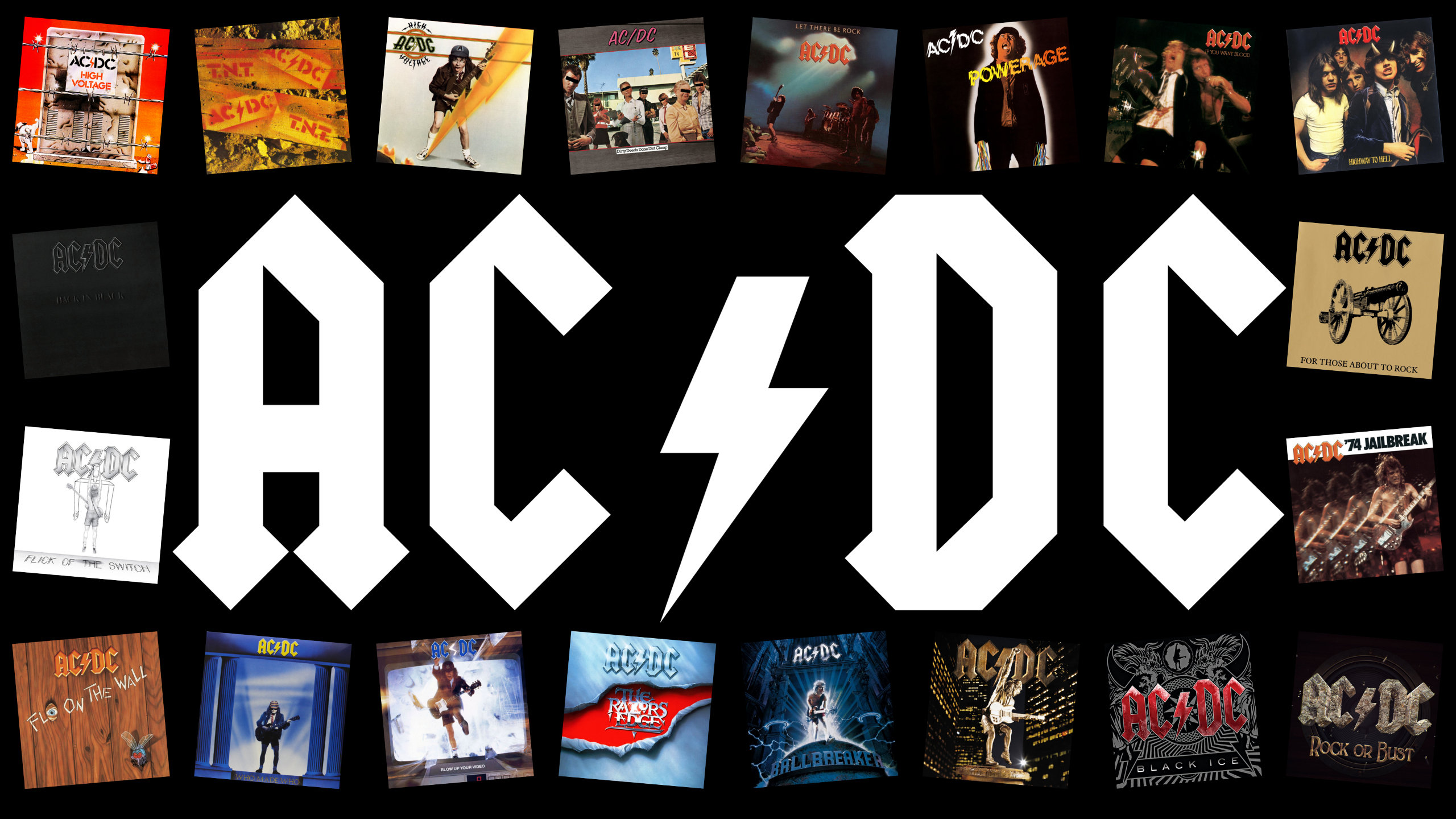 Free Download Acdc Wallpaper Id438682 Hd 2560x1440 For Pc
