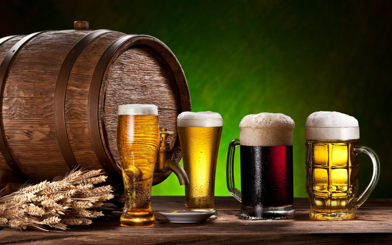 Download hd 1280x800 Beer desktop background ID:321960 for free