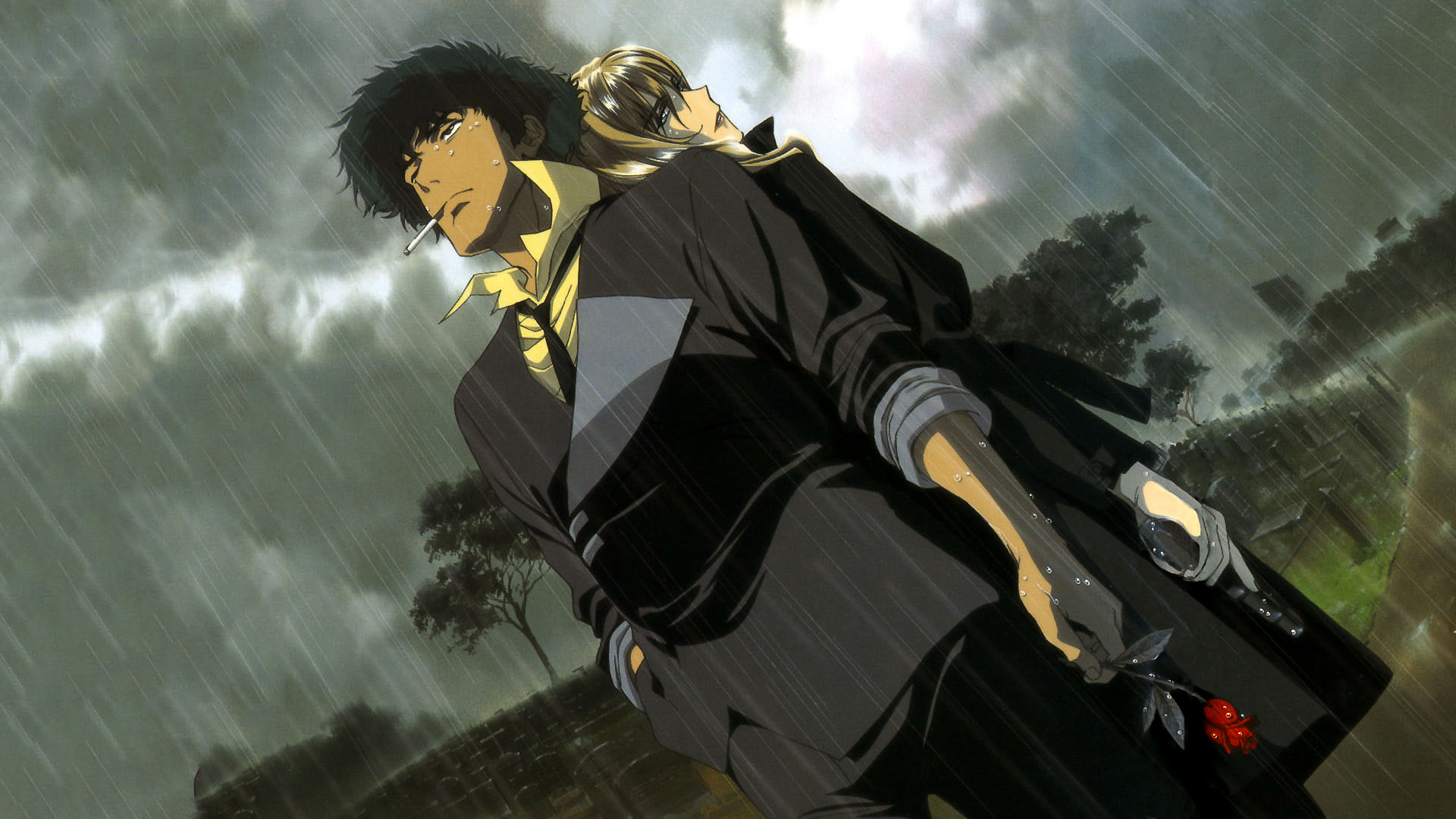 Download full hd 1080p Cowboy Bebop computer background ID:54295 for free