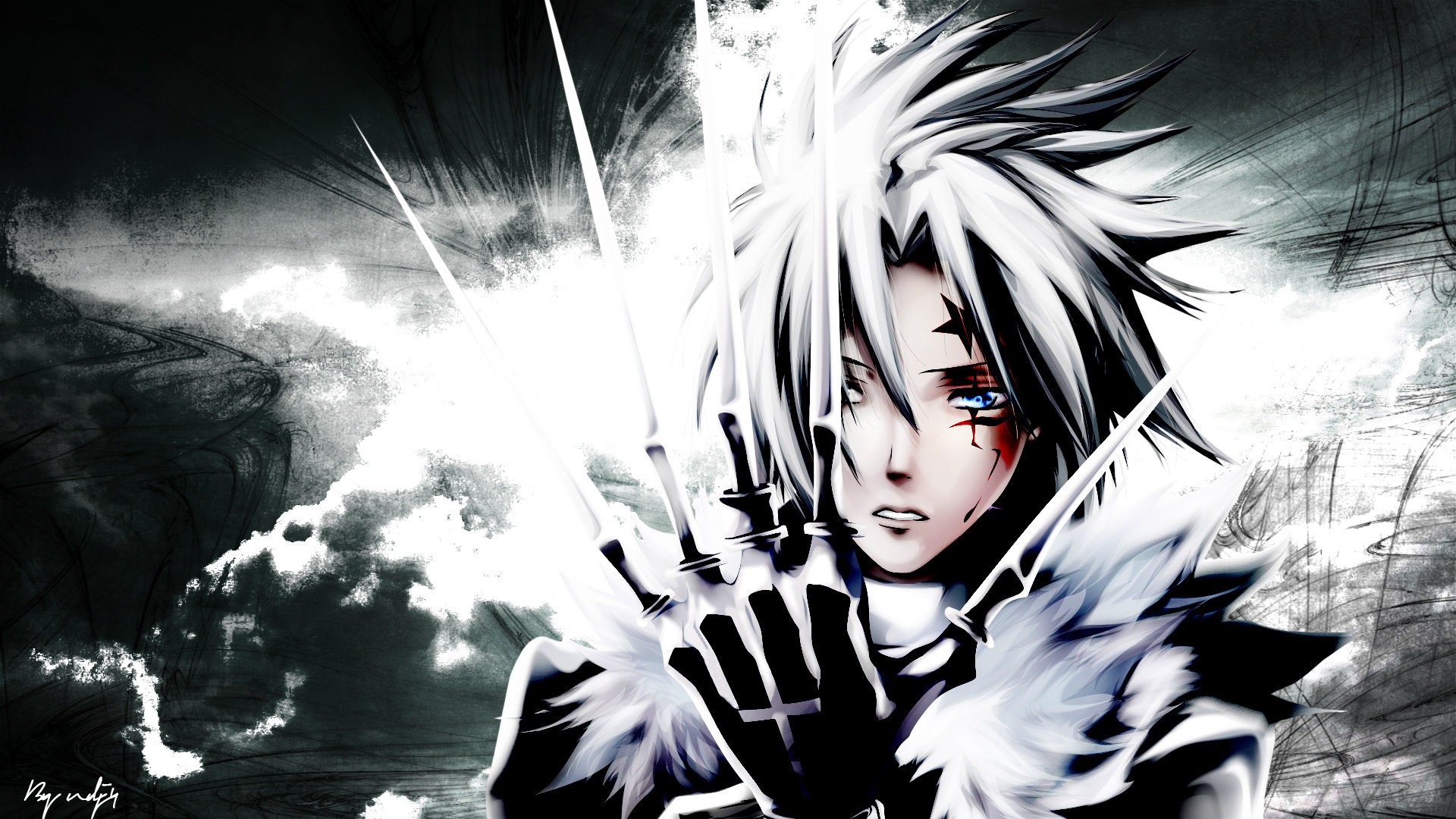 Best D.Gray-man background ID:26924 for High Resolution 1080p desktop
