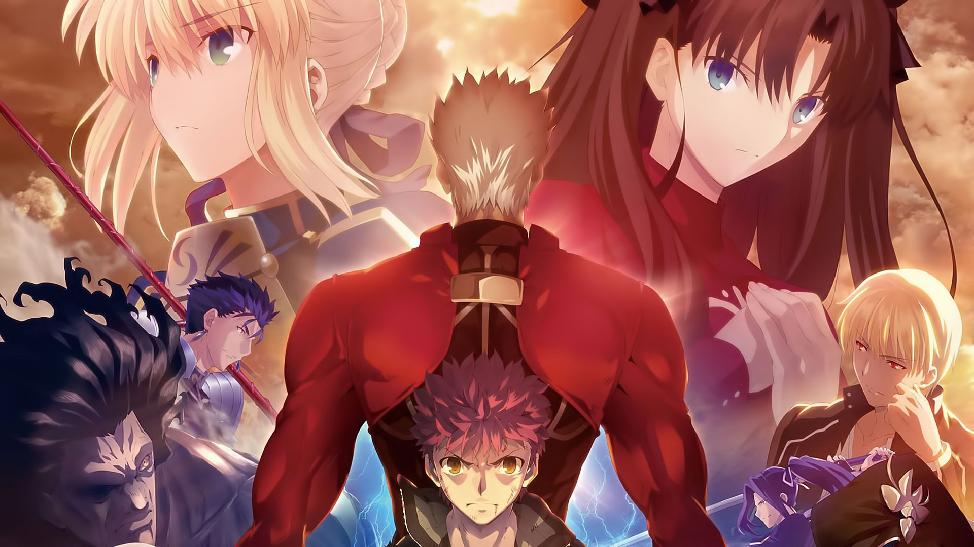 Awesome Fate Stay Night Unlimited Blade Works Free Background Id