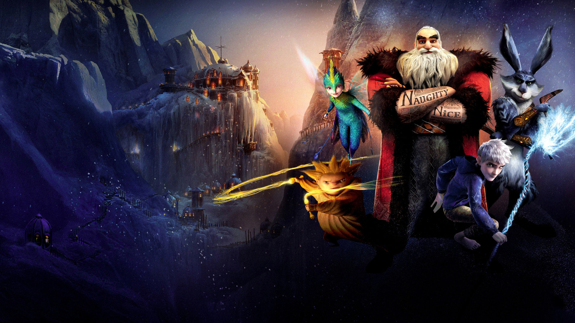 Free Rise Of The Guardians High Quality Background ID174815 For Full Hd 1080p Desktop