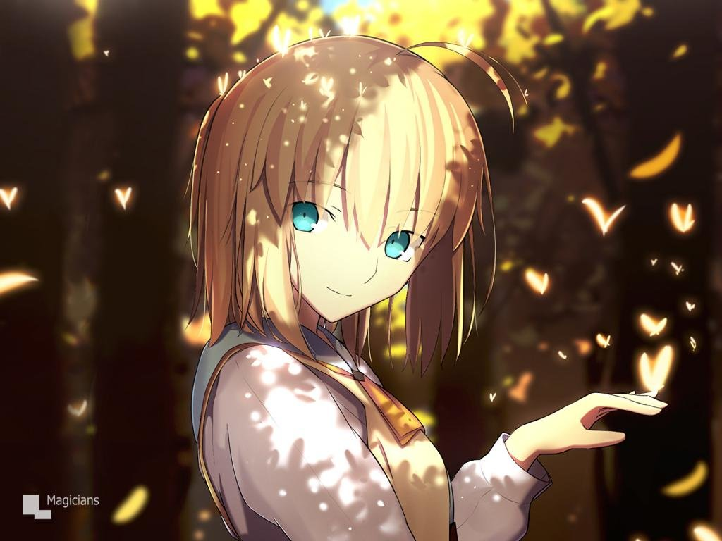 Download hd 1024x768 Saber (Fate Series) computer wallpaper ID:468792 for free