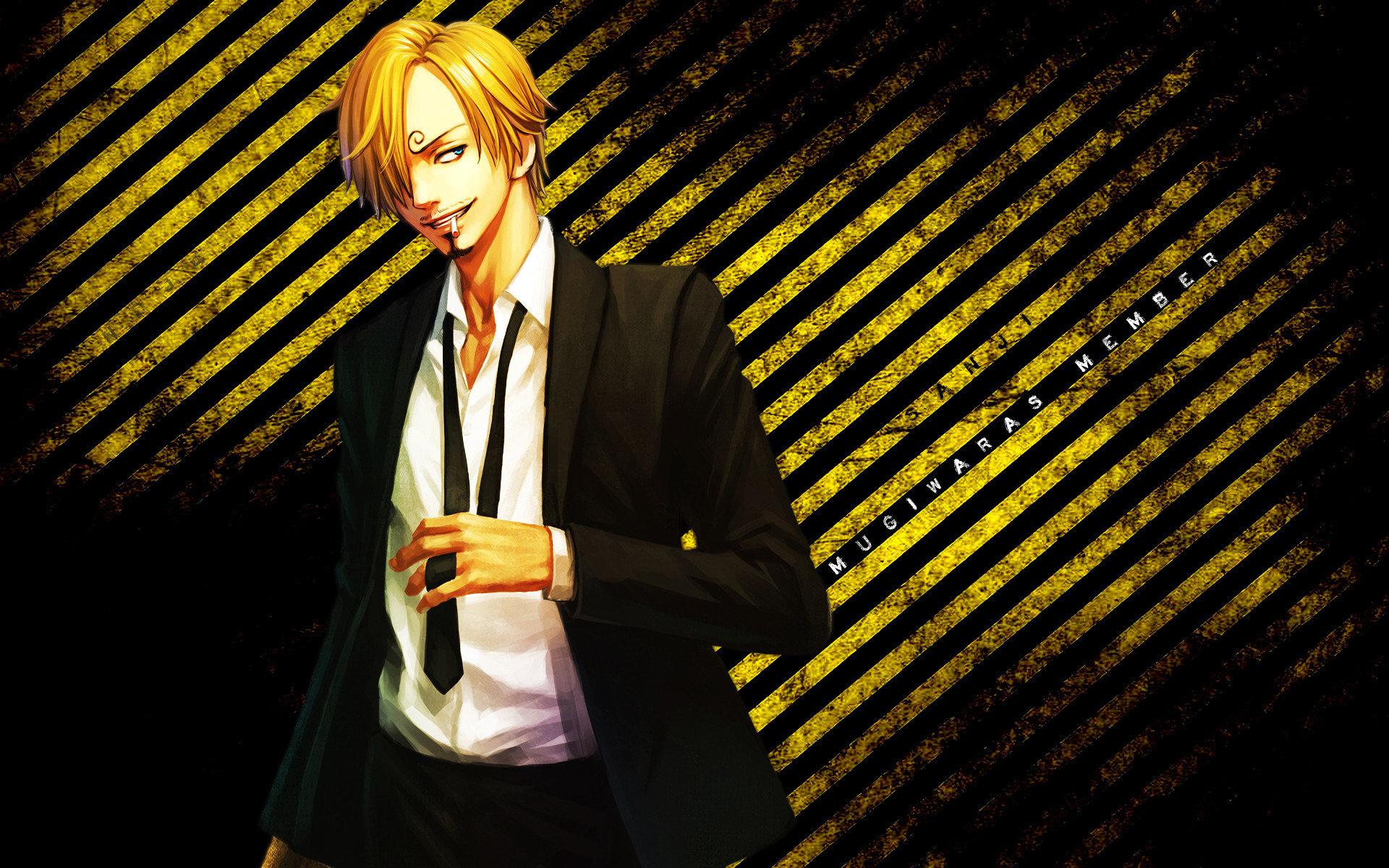 Free Download Sanji One Piece Wallpaper Id 314865 Hd 1920x1200 For Pc
