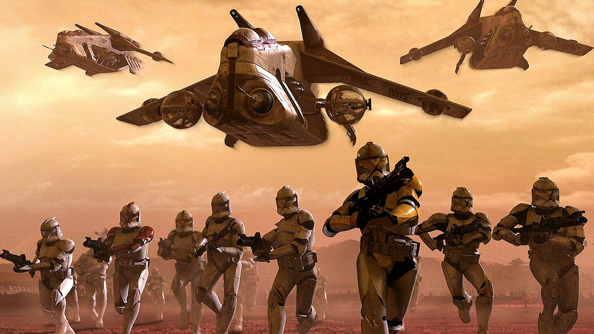 Star Wars Episode 2 Ii Attack Of The Clones Wallpapers 1920x1080 Full Hd 1080p Desktop Backgrounds