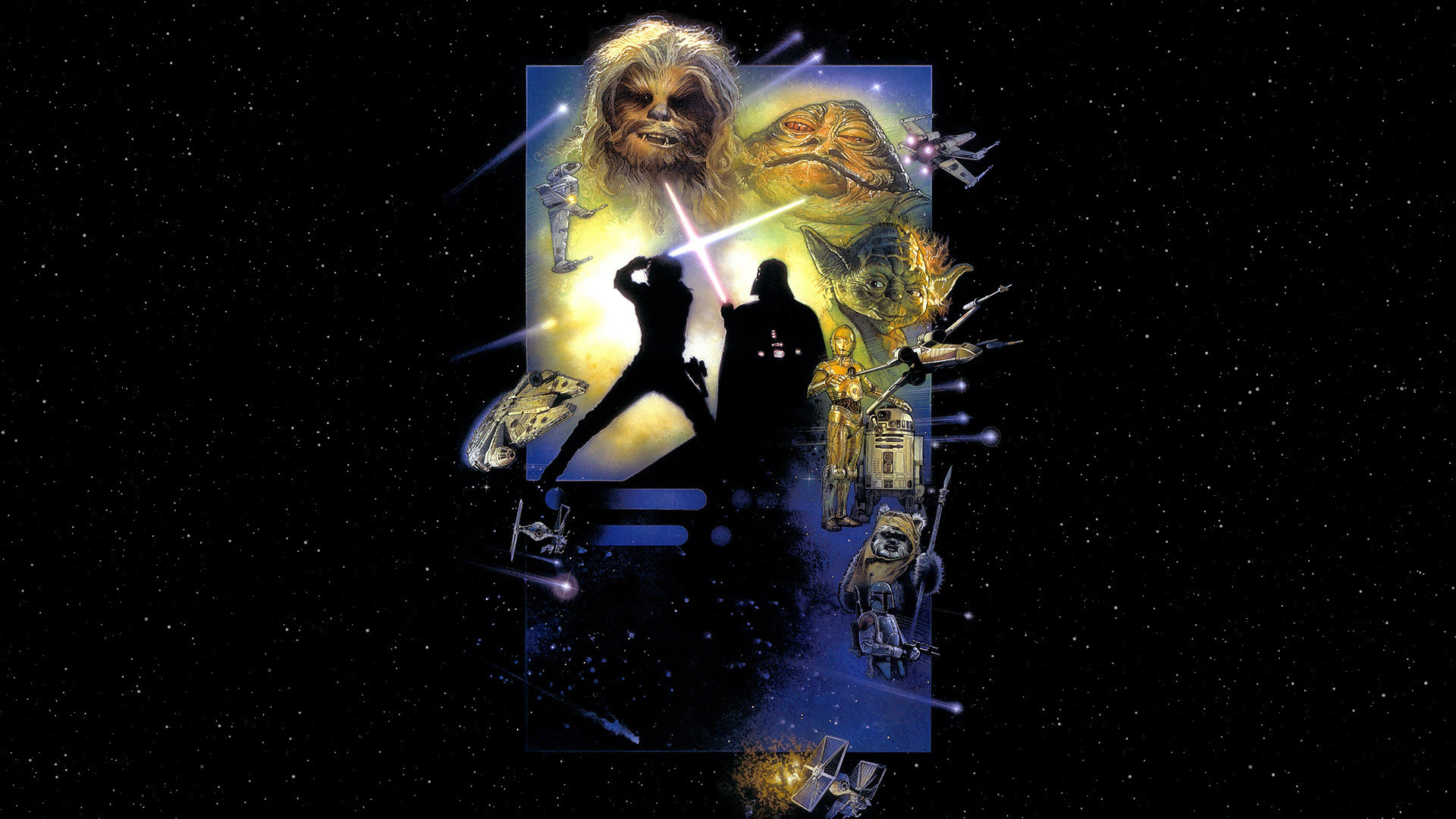 Free Download Star Wars Episode 6 Vi Return Of The Jedi
