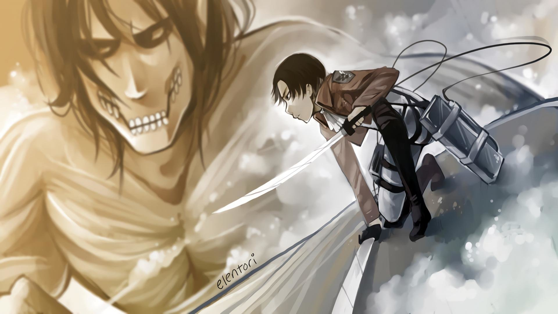Free Attack On Titan High Quality Wallpaper Id 206702 For 1080p