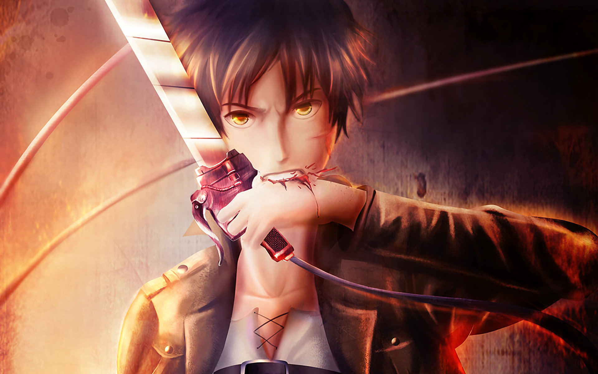 Awesome Eren Yeager free background ID:206475 for hd 1920x1200 PC