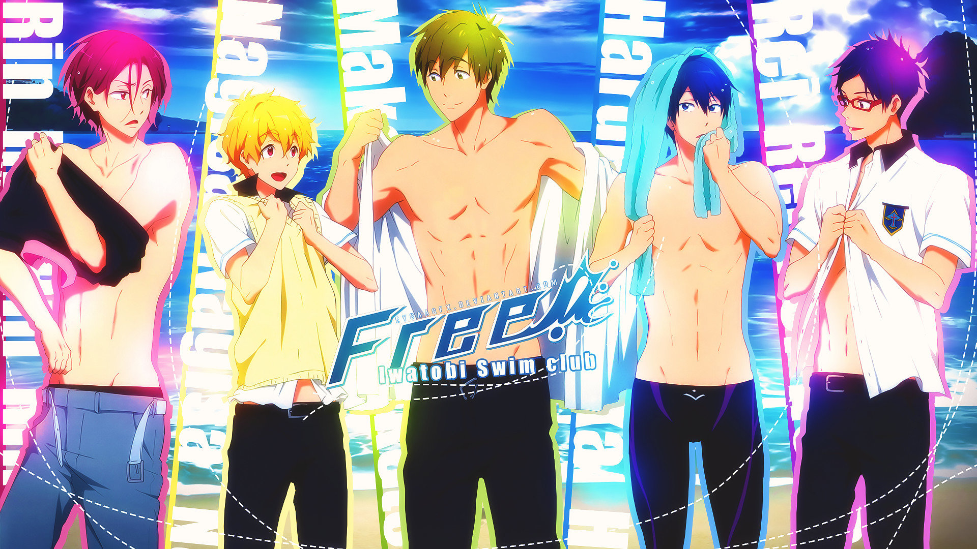8cdf1dcf921 Download full hd Free - iwatobi swim club PC wallpaper ID:231980 for free