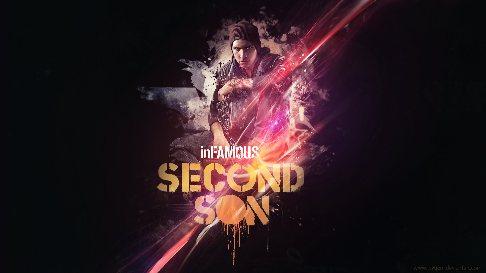 Free Infamous Second Son High Quality Wallpaper Id270092 For Hd