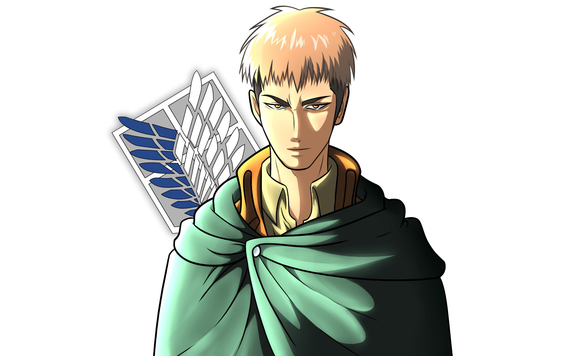 Awesome Jean Kirstein free wallpaper ID:206657 for hd 1920x1200 PC