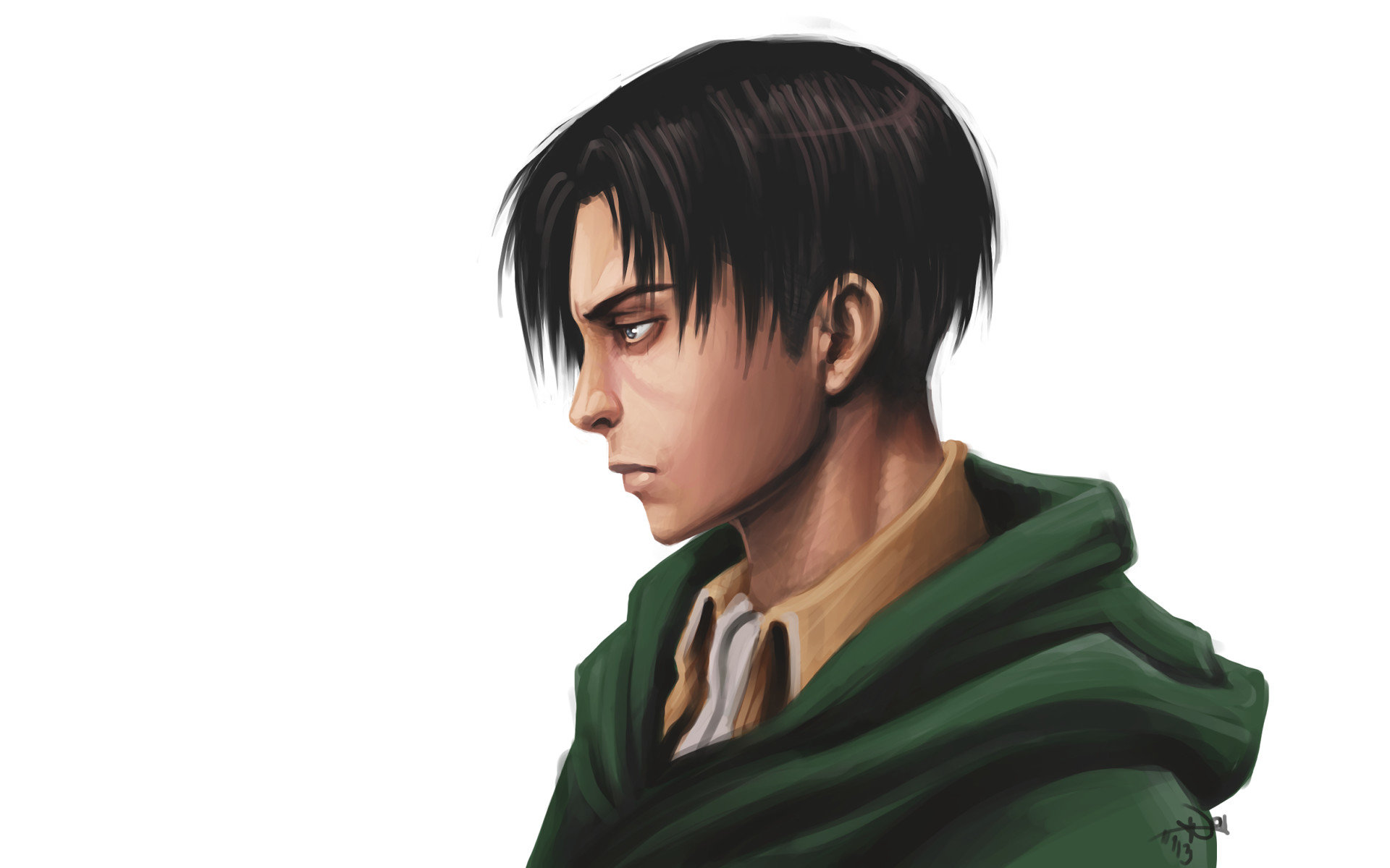 Best Levi Ackerman background ID:207062 for High Resolution hd 1920x1200 PC