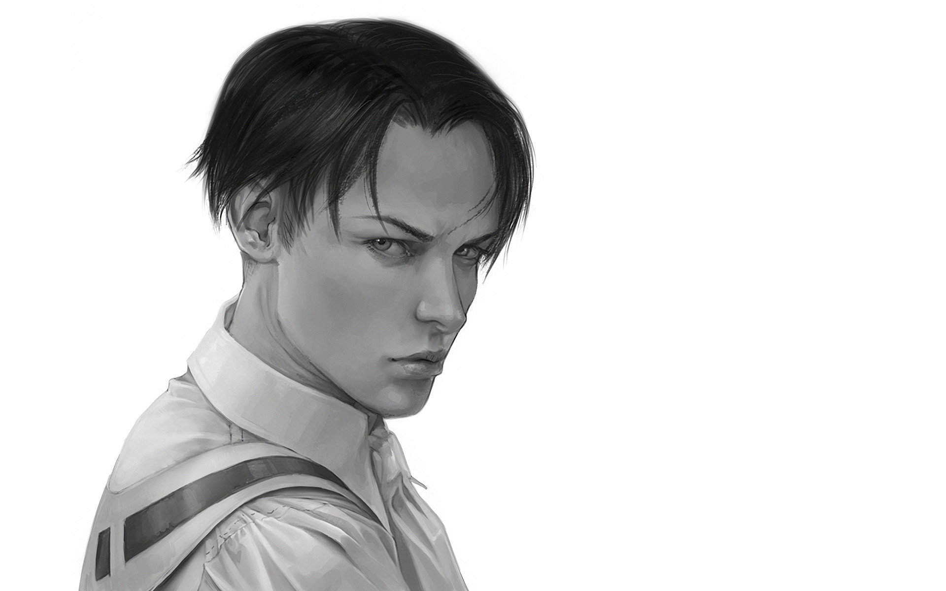 High resolution Levi Ackerman hd 1920x1200 wallpaper ID:207073 for PC