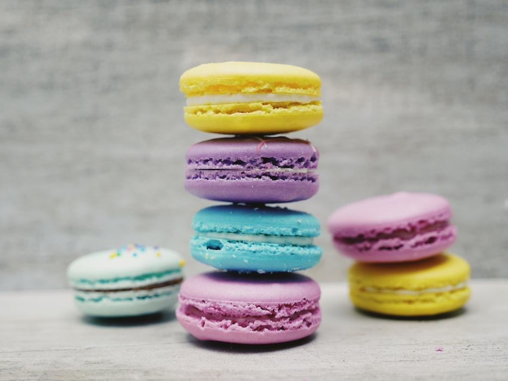 Awesome Macaron free wallpaper ID:420899 for hd 1024x768 computer