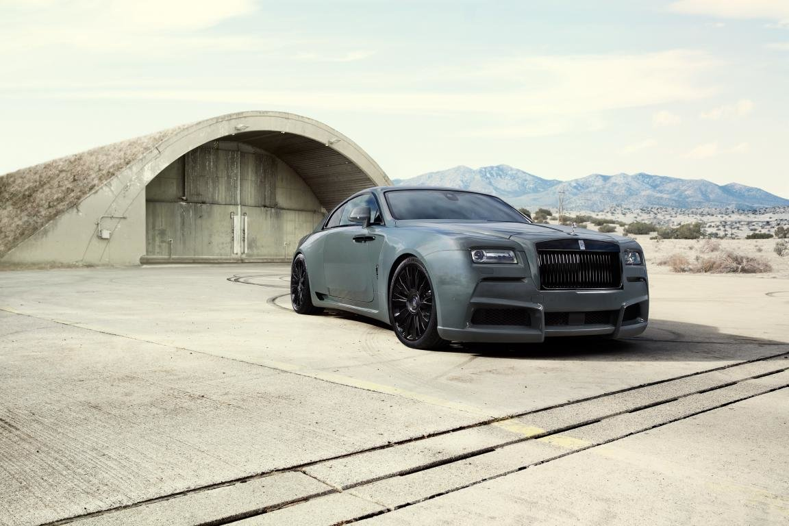 Best Rolls-Royce Wraith wallpaper ID:378643 for High Resolution hd 1152x768 computer