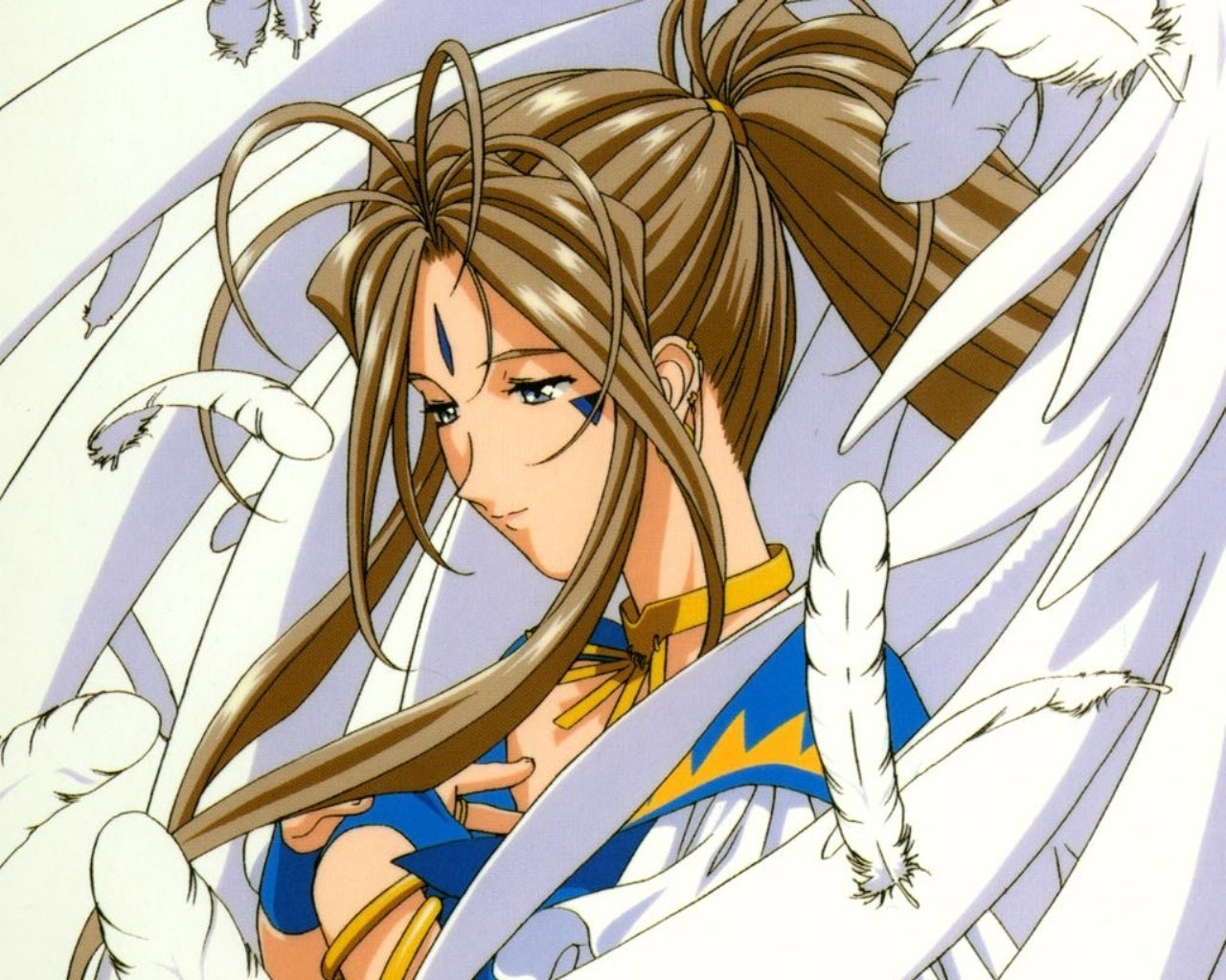 Best Belldandy wallpaper ID:207168 for High Resolution hd 1280x1024 PC