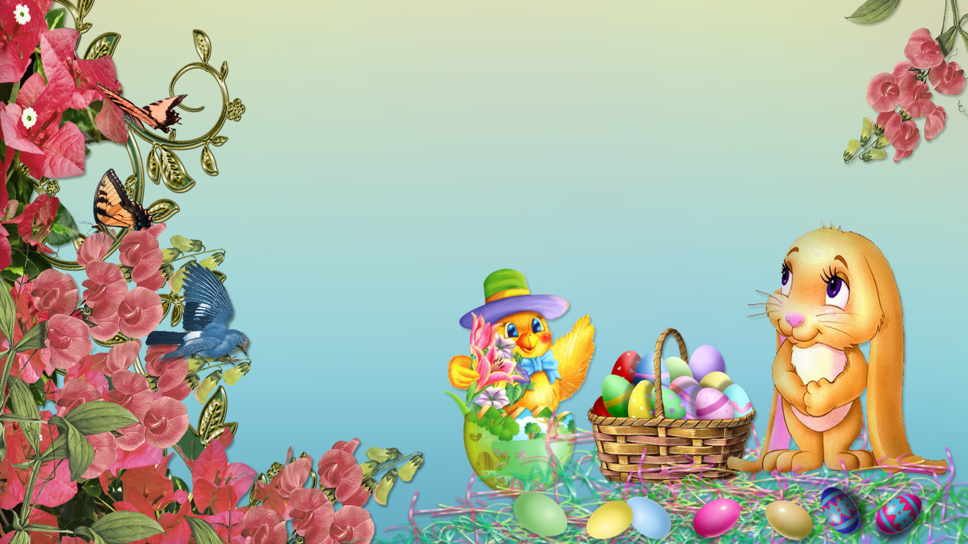 Awesome Easter free wallpaper ID:324769 for full hd desktop