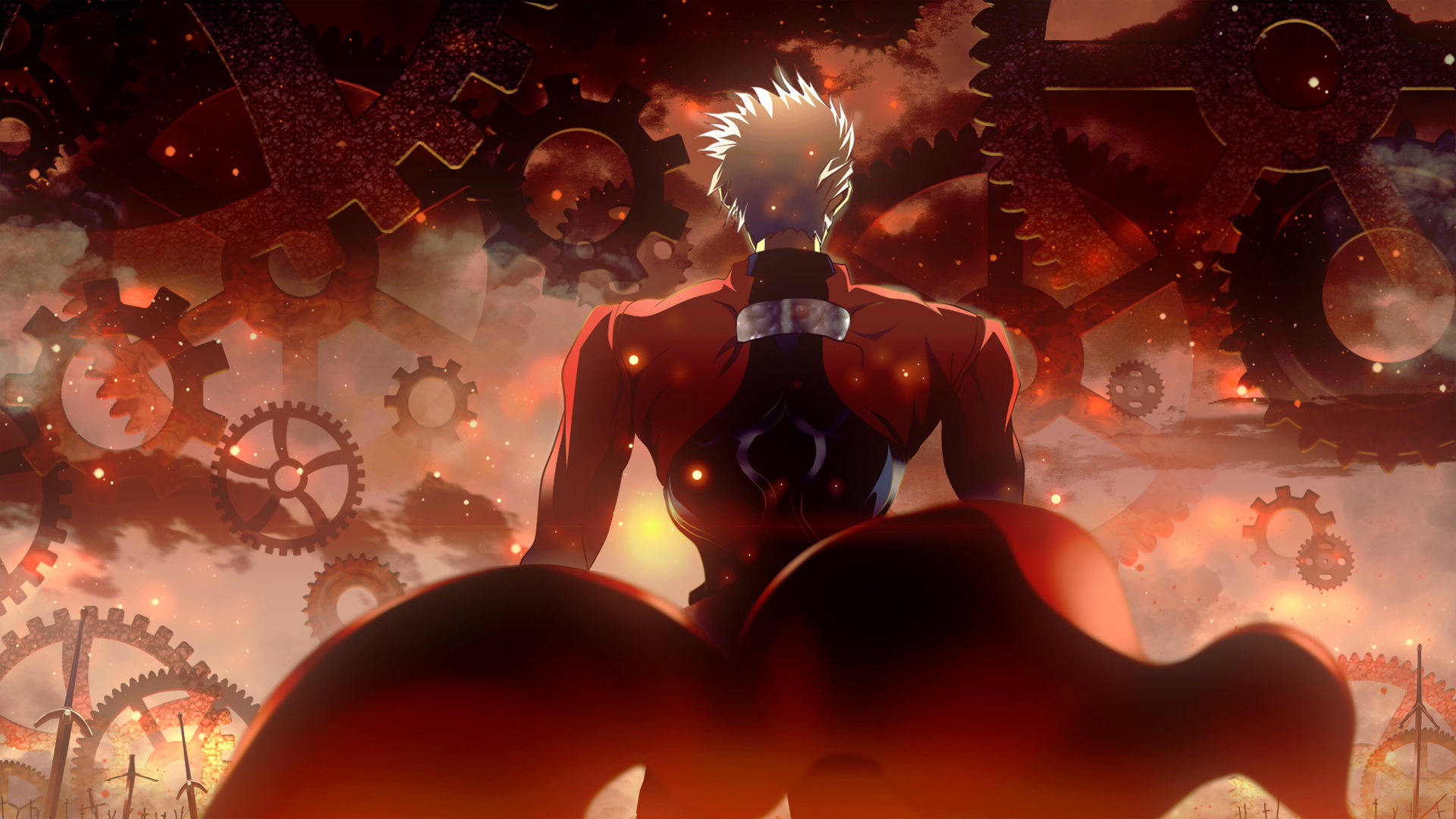 Best Fate Stay Night Unlimited Blade Works Wallpaper Id 291049
