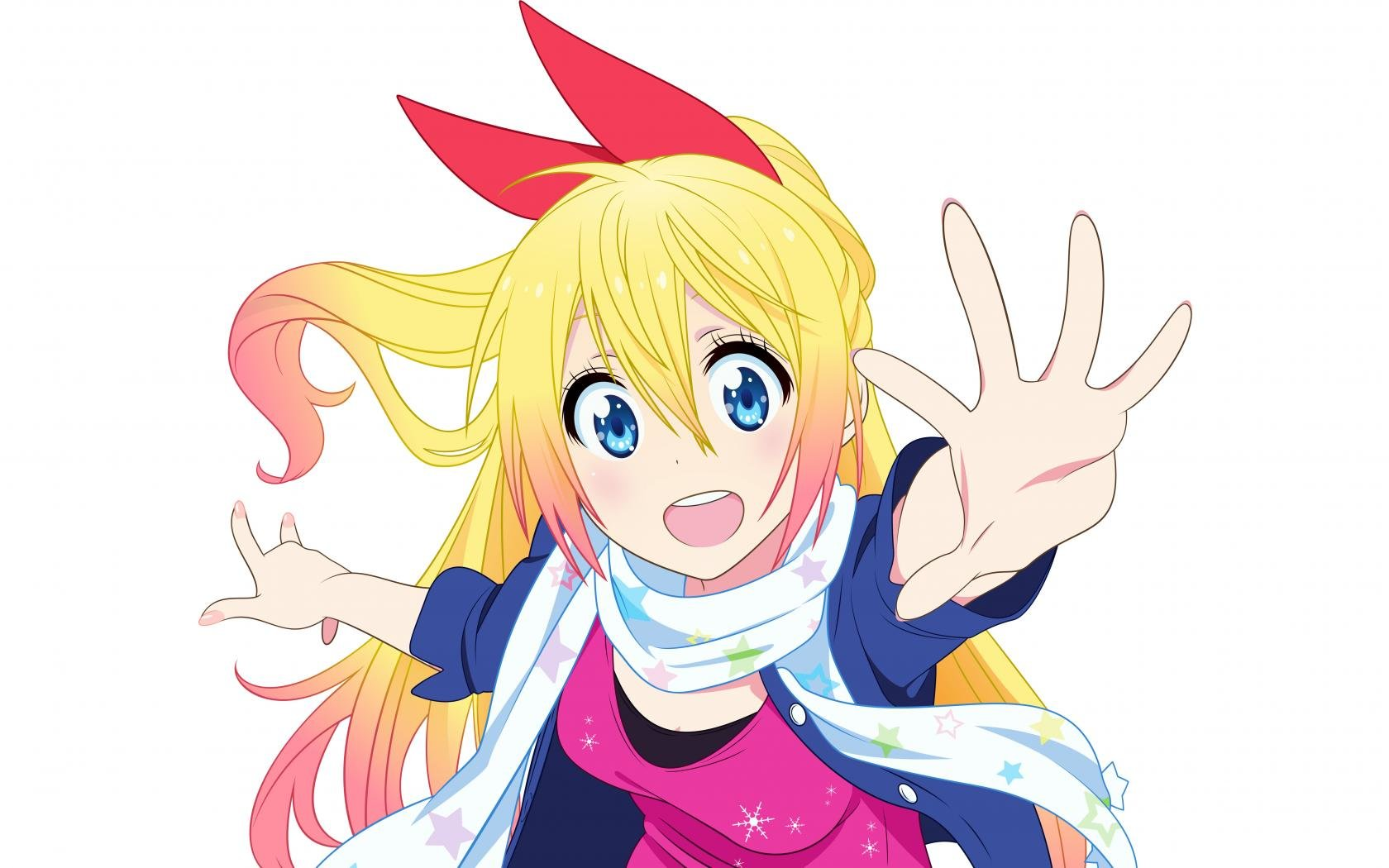 Download hd 1680x1050 Chitoge Kirisaki desktop wallpaper ID:323545 for free