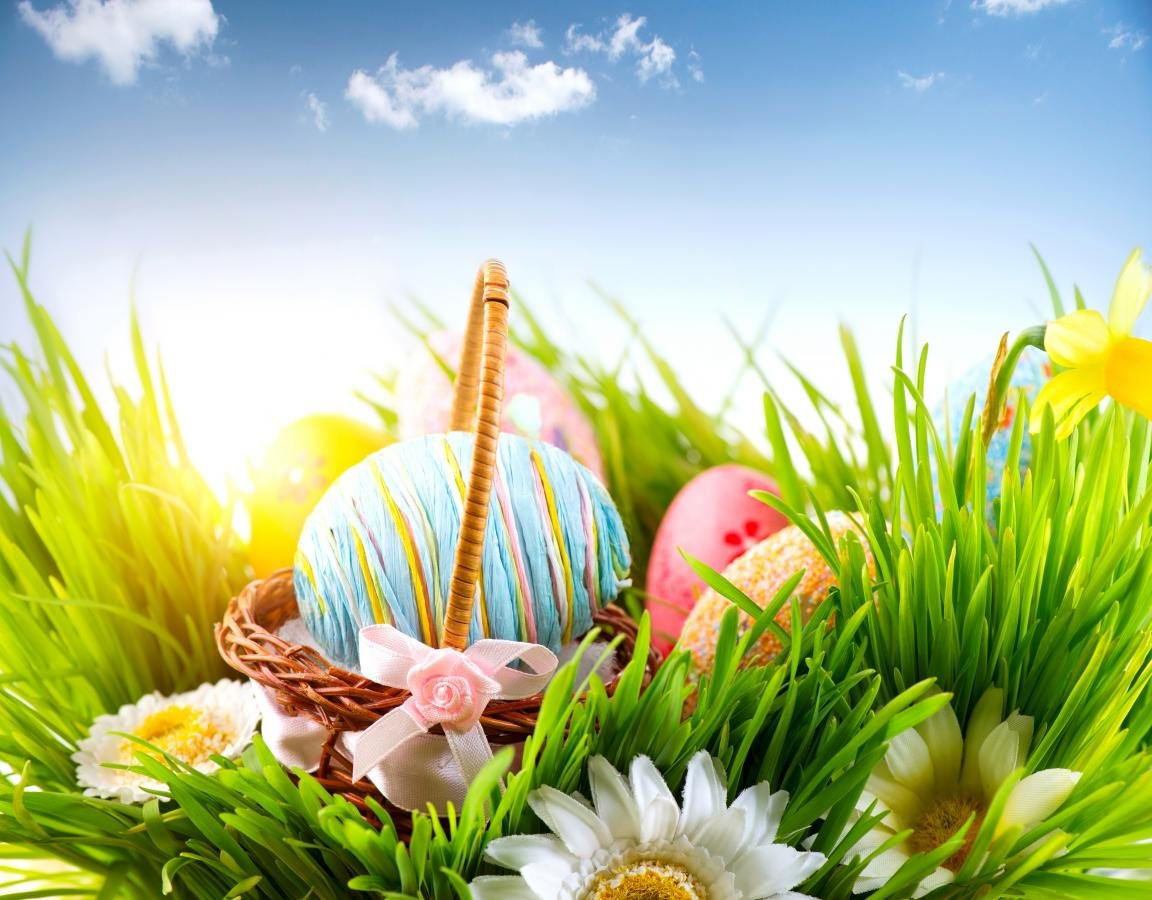 Free Easter high quality background ID:324835 for hd 1152x900 desktop