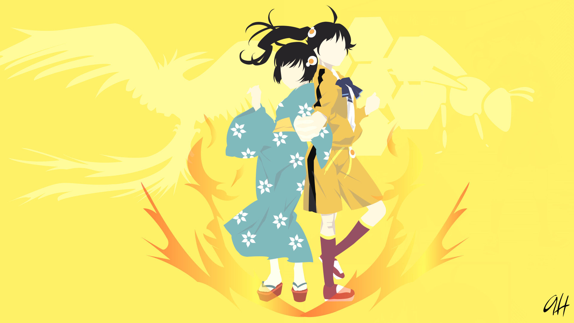 Free Monogatari (Series) high quality wallpaper ID:109245 for 1080p PC