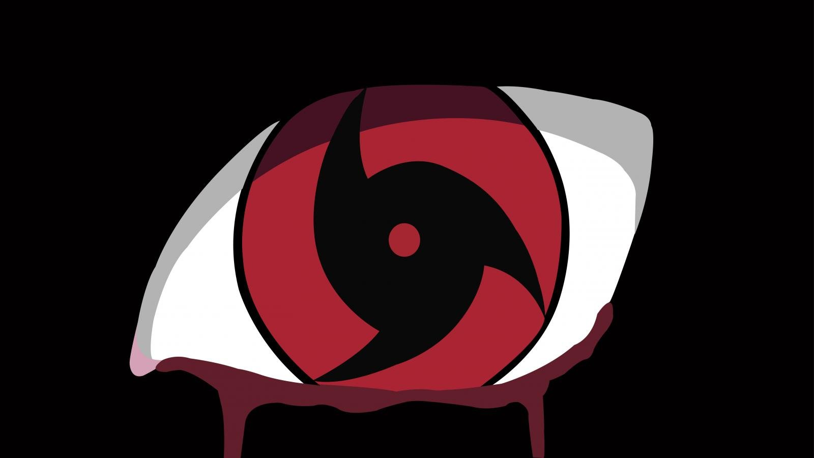 Best Sharingan (Naruto) background ID:395092 for High Resolution hd 1600x900 computer