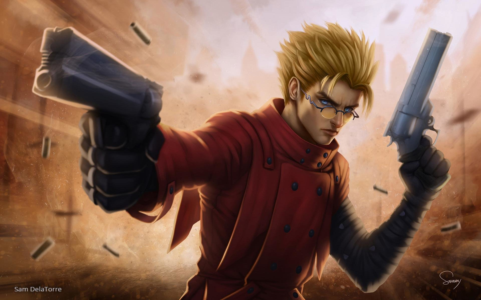 Free download Trigun background ID:114326 hd 1920x1200 for desktop