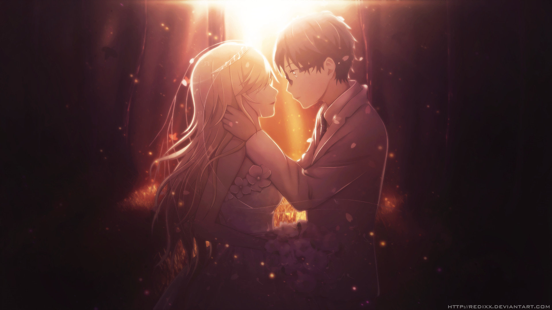 Free Download Your Lie In April Wallpaper Id 45791 Hd 1080p For