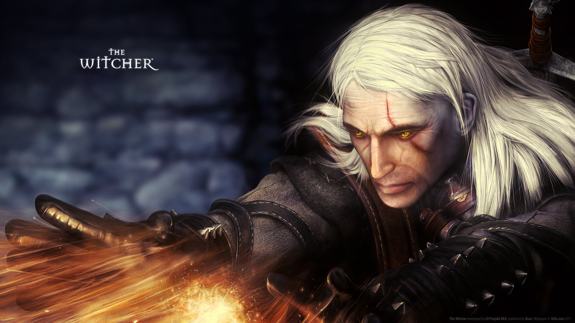 Free Geralt Of Rivia high quality wallpaper ID:130093 for 1080p desktop