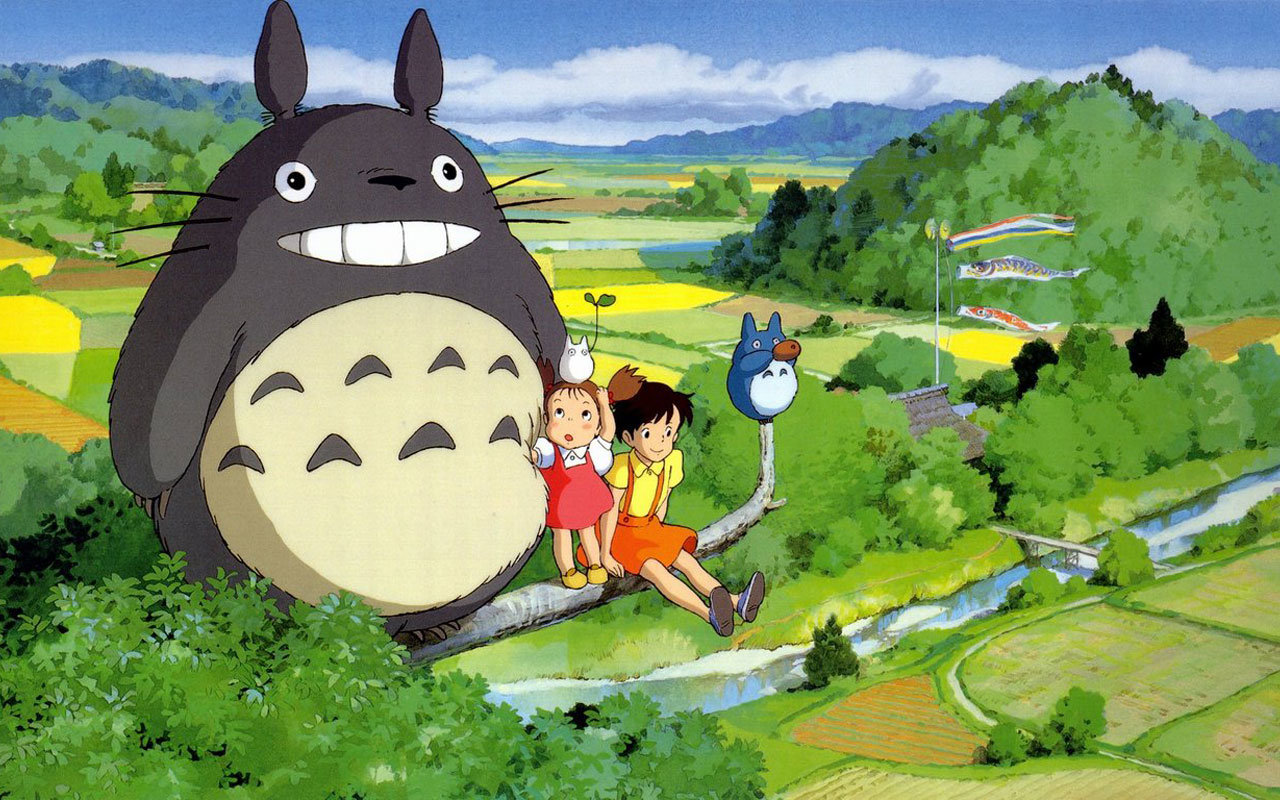 Download hd 1280x800 My Neighbor Totoro desktop background ID:259331 for free