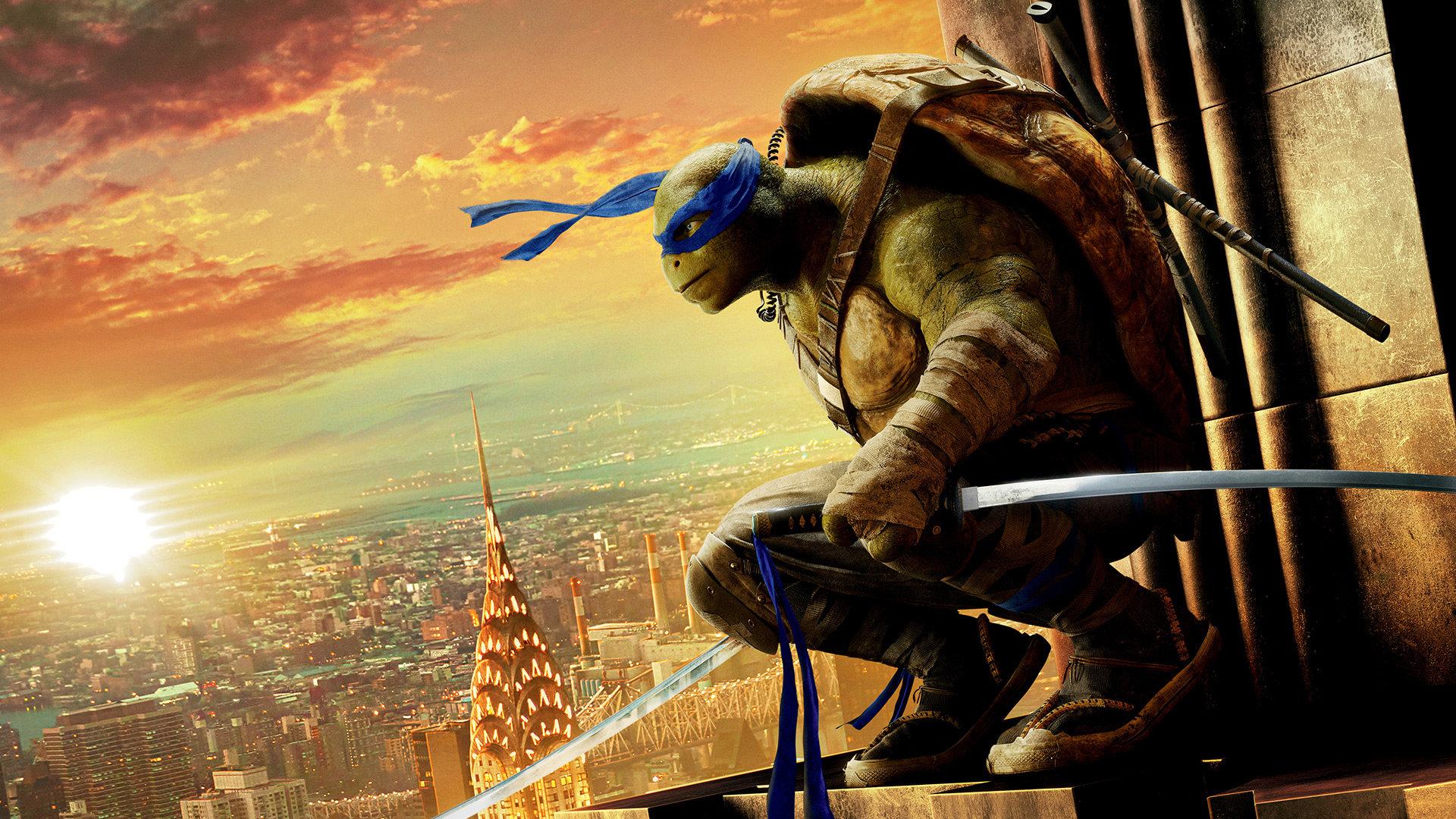 Teenage Mutant Ninja Turtles Tmnt Out Of The Shadows Wallpapers