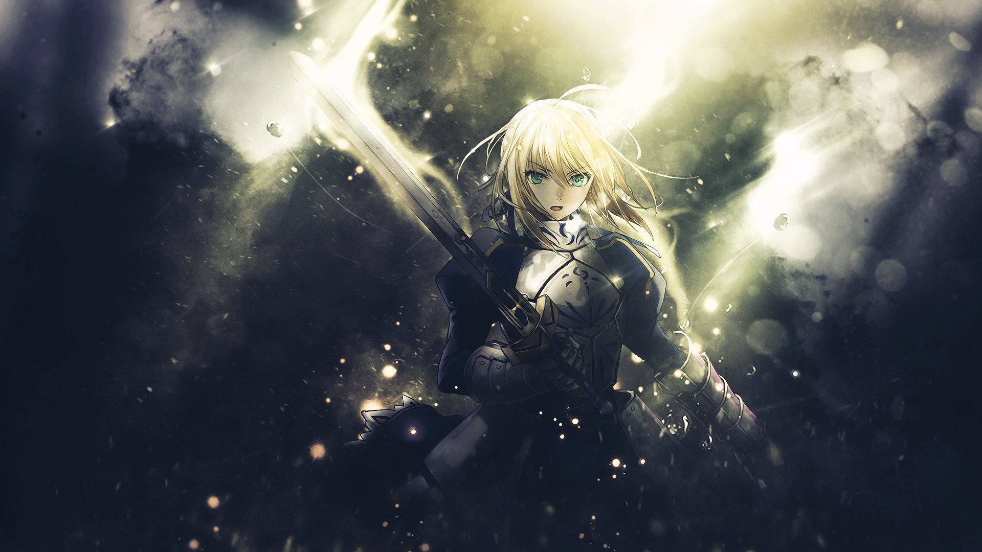 Download Full Hd 1920x1080 Fate Zero Computer Background ID87450 For Free