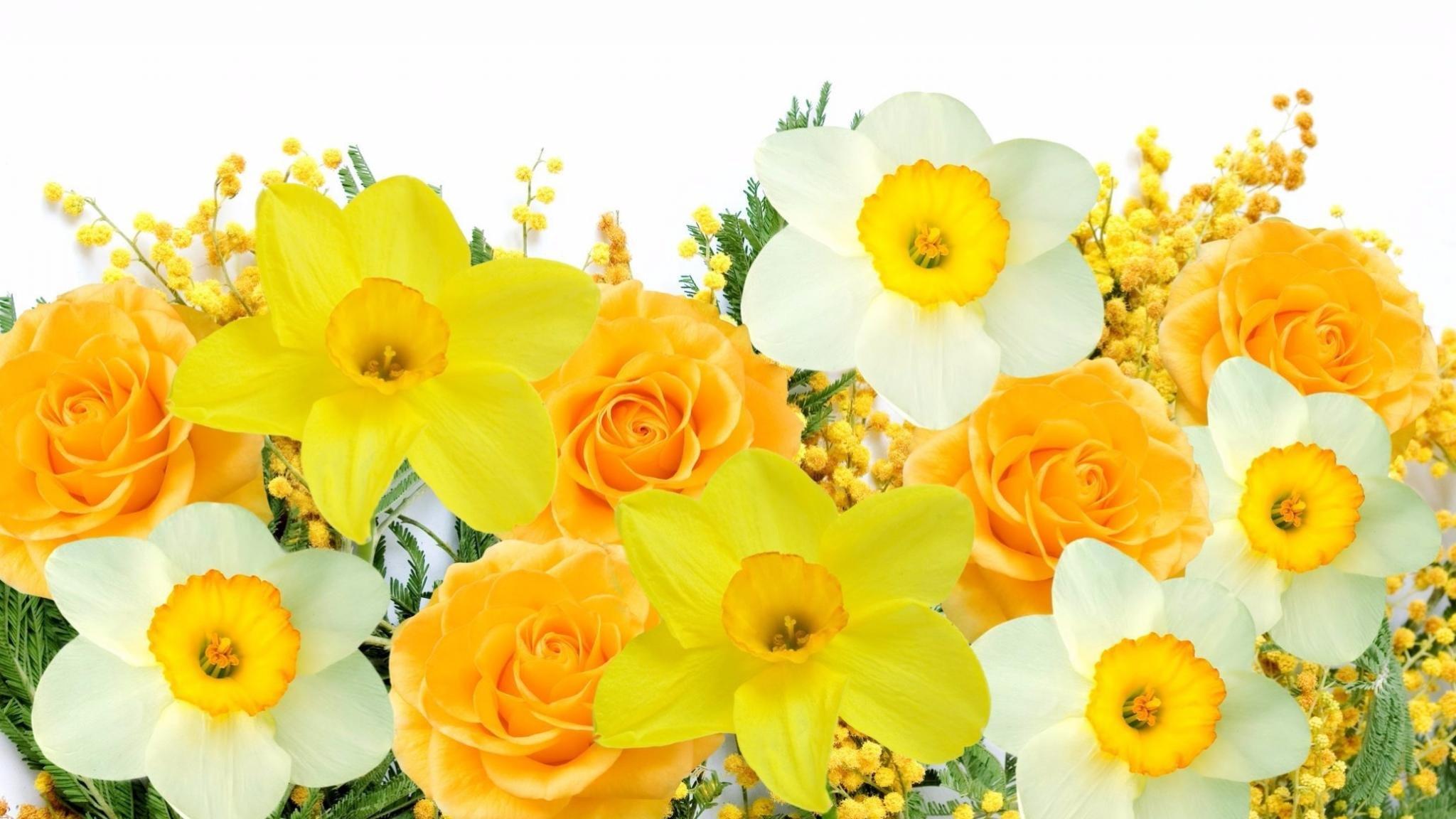 Best Flower Bouquet Wallpaper Id 179842 For High Resolution Hd