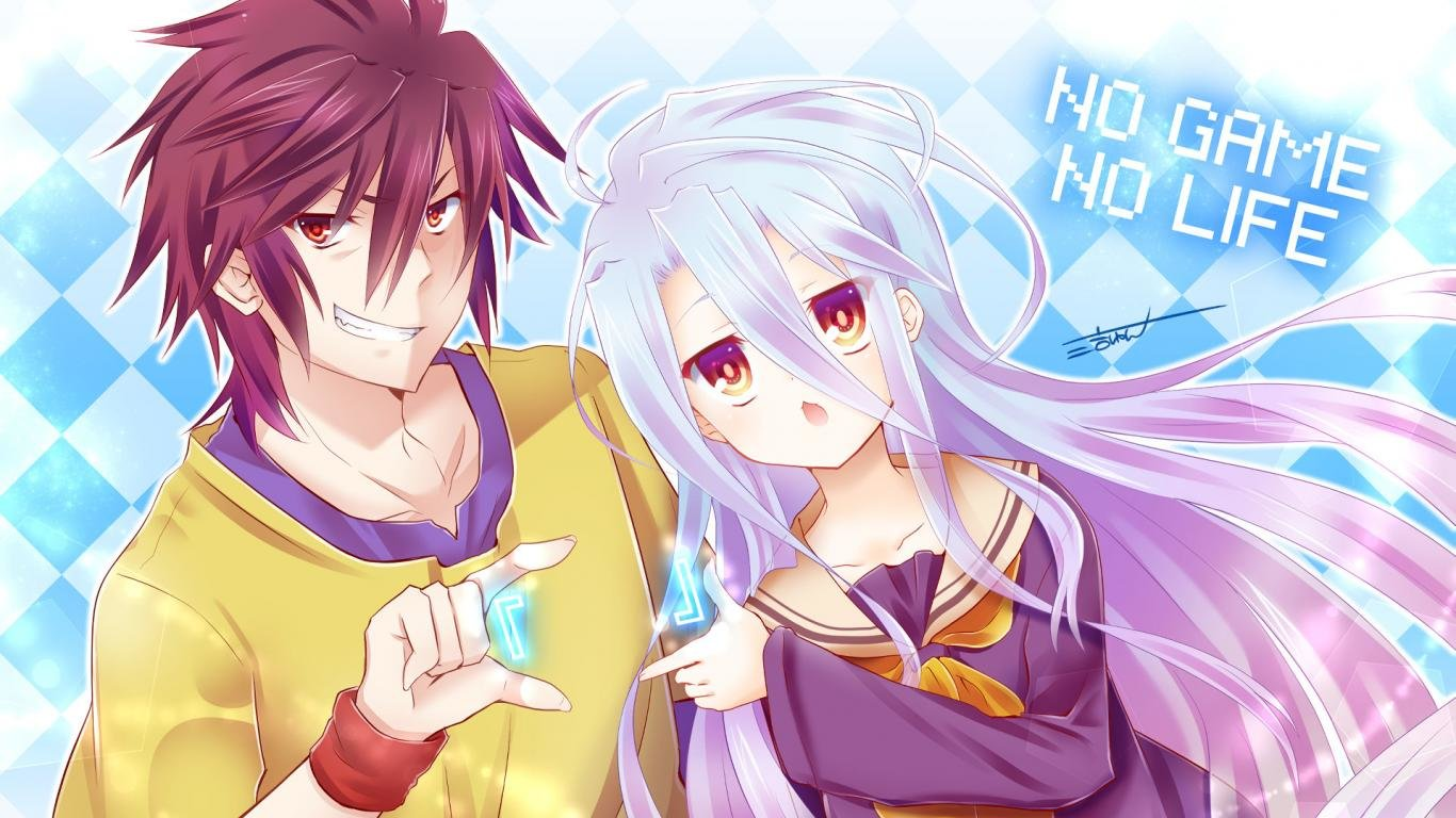 Awesome No Game No Life free background ID:102518 for laptop computer