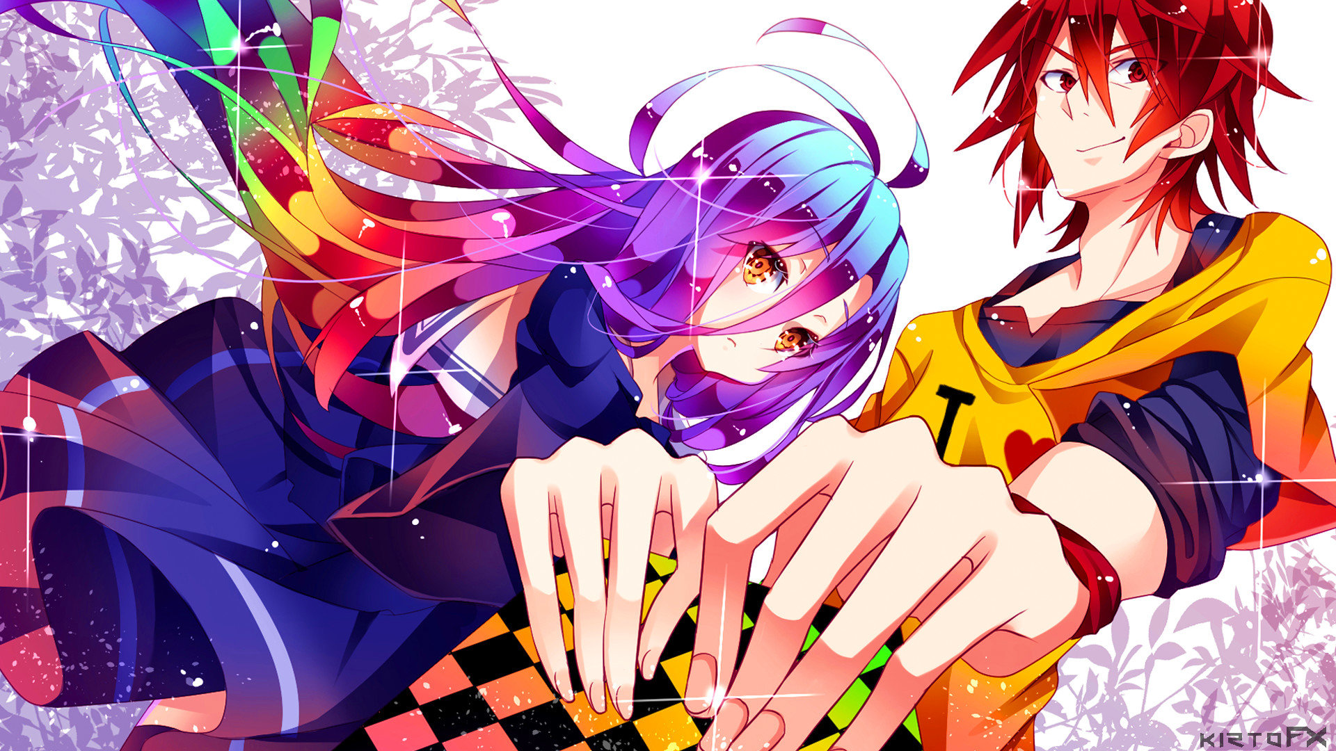 Download full hd 1080p No Game No Life PC wallpaper ID:102598 for free