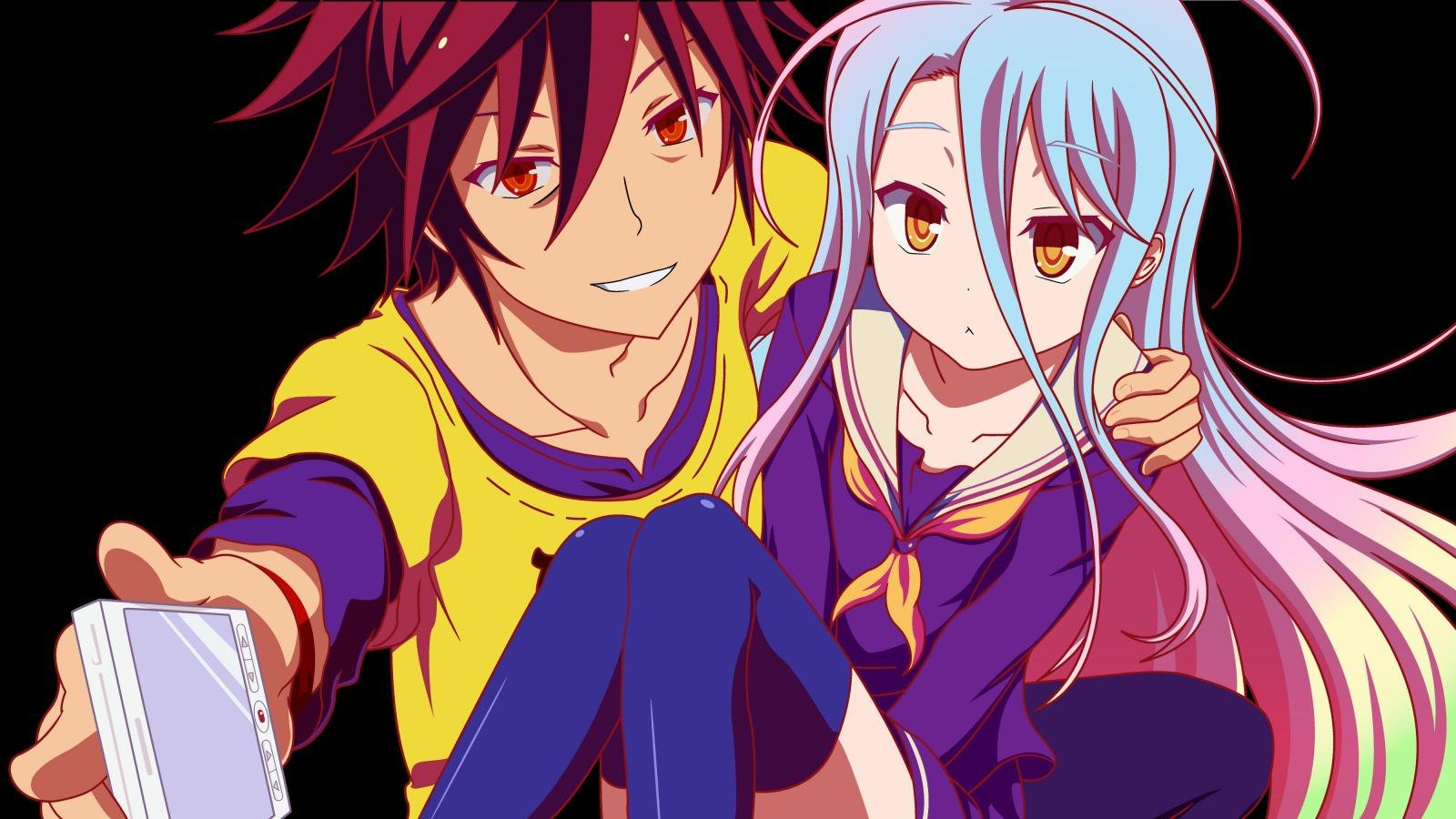 Free No Game No Life high quality wallpaper ID:102683 for hd 1600x900 computer