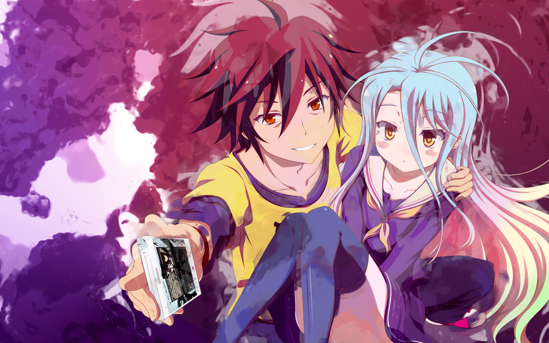 High resolution No Game No Life hd 1920x1200 wallpaper ID:102538 for PC