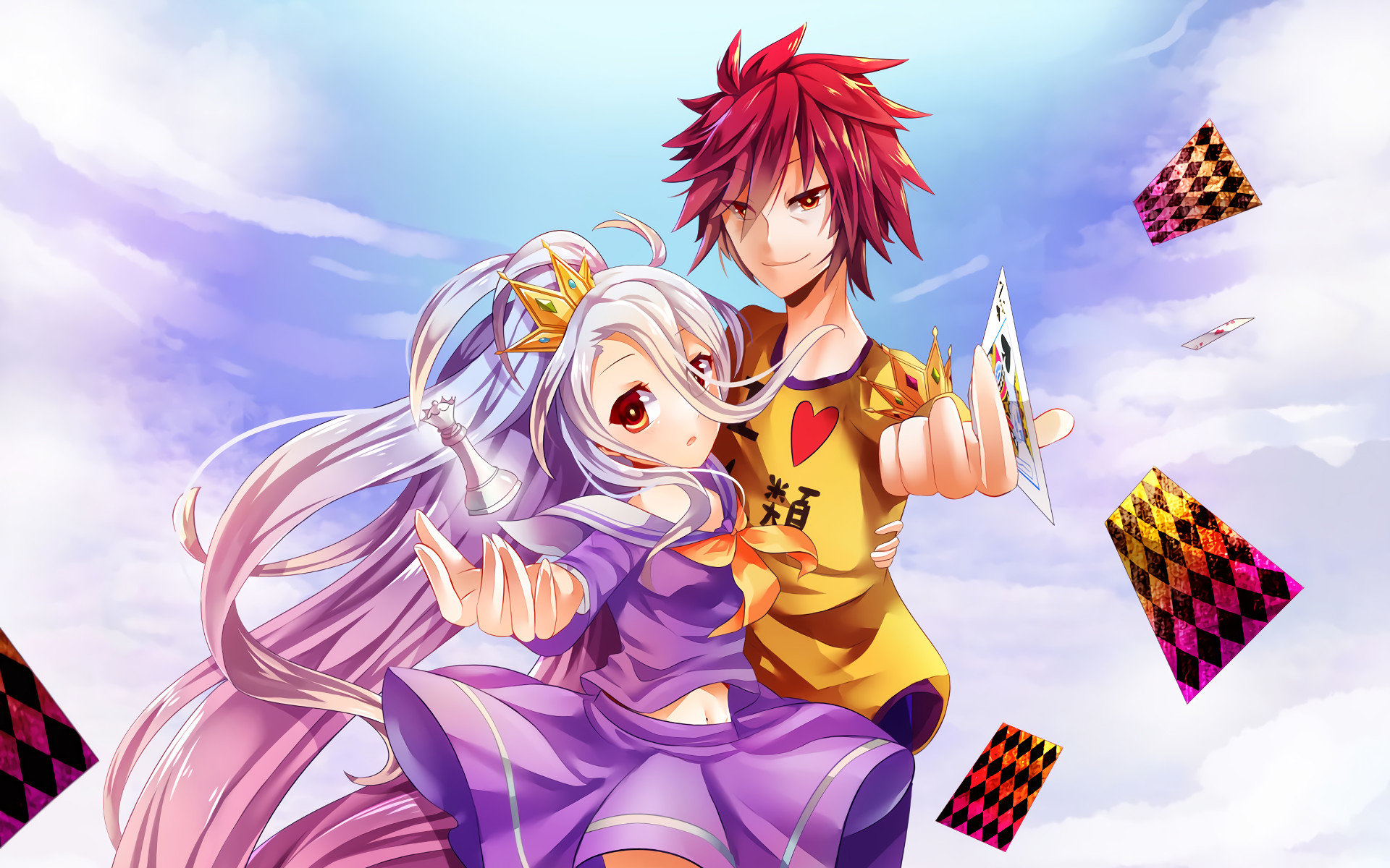 Best No Game No Life wallpaper ID:102619 for High Resolution hd 1920x1200 desktop