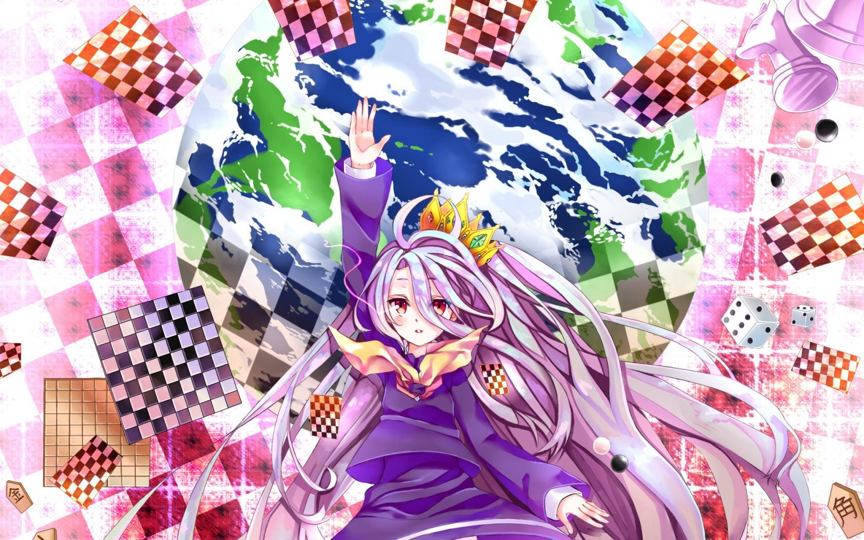 Best Shiro No Game No Life Wallpaper Id 102621 For High
