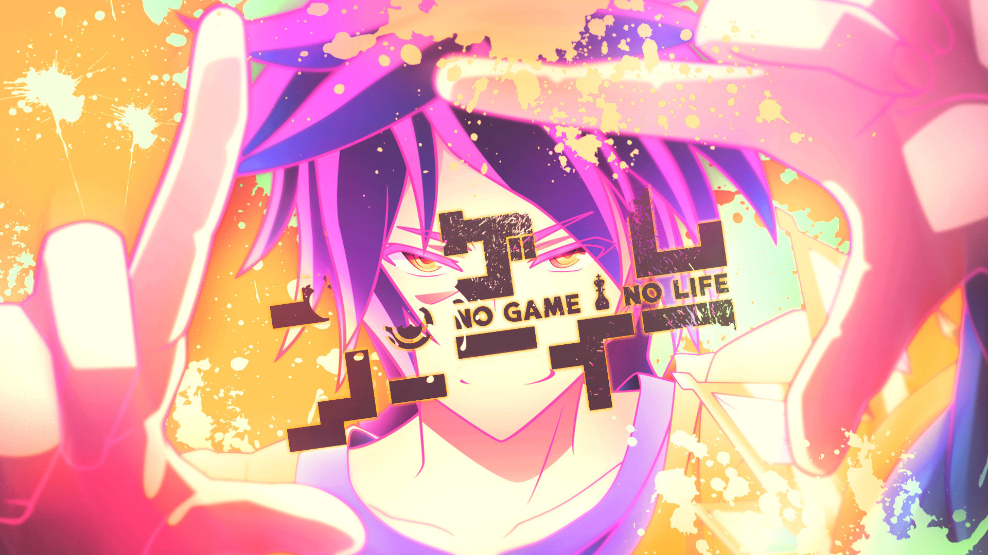 Download Hd 1920x1080 Sora No Game No Life Desktop Background Id