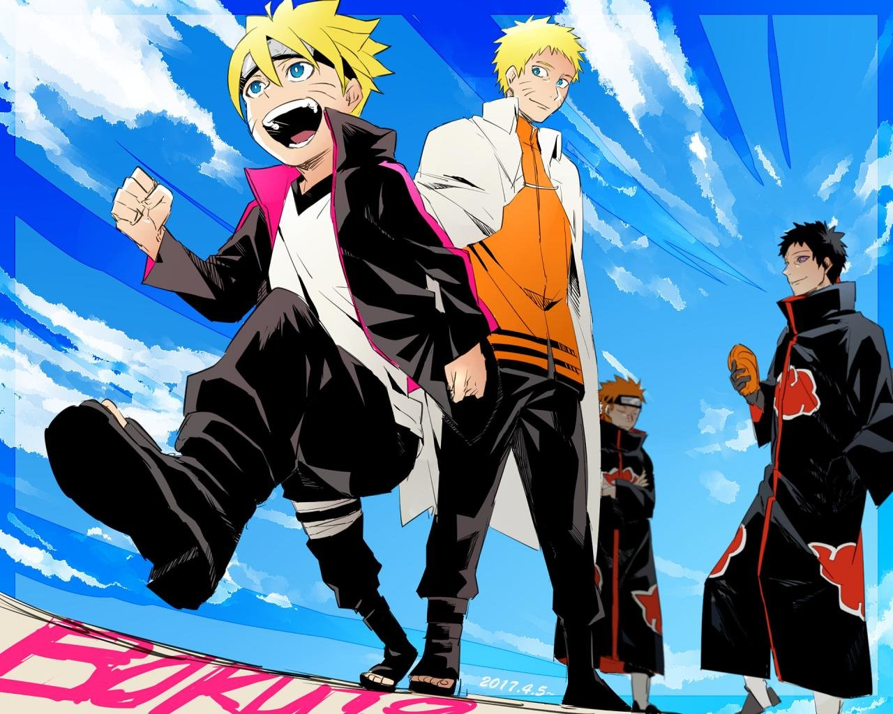 Awesome Boruto: Naruto The Movie free background ID:327493 for hd 1280x1024 computer