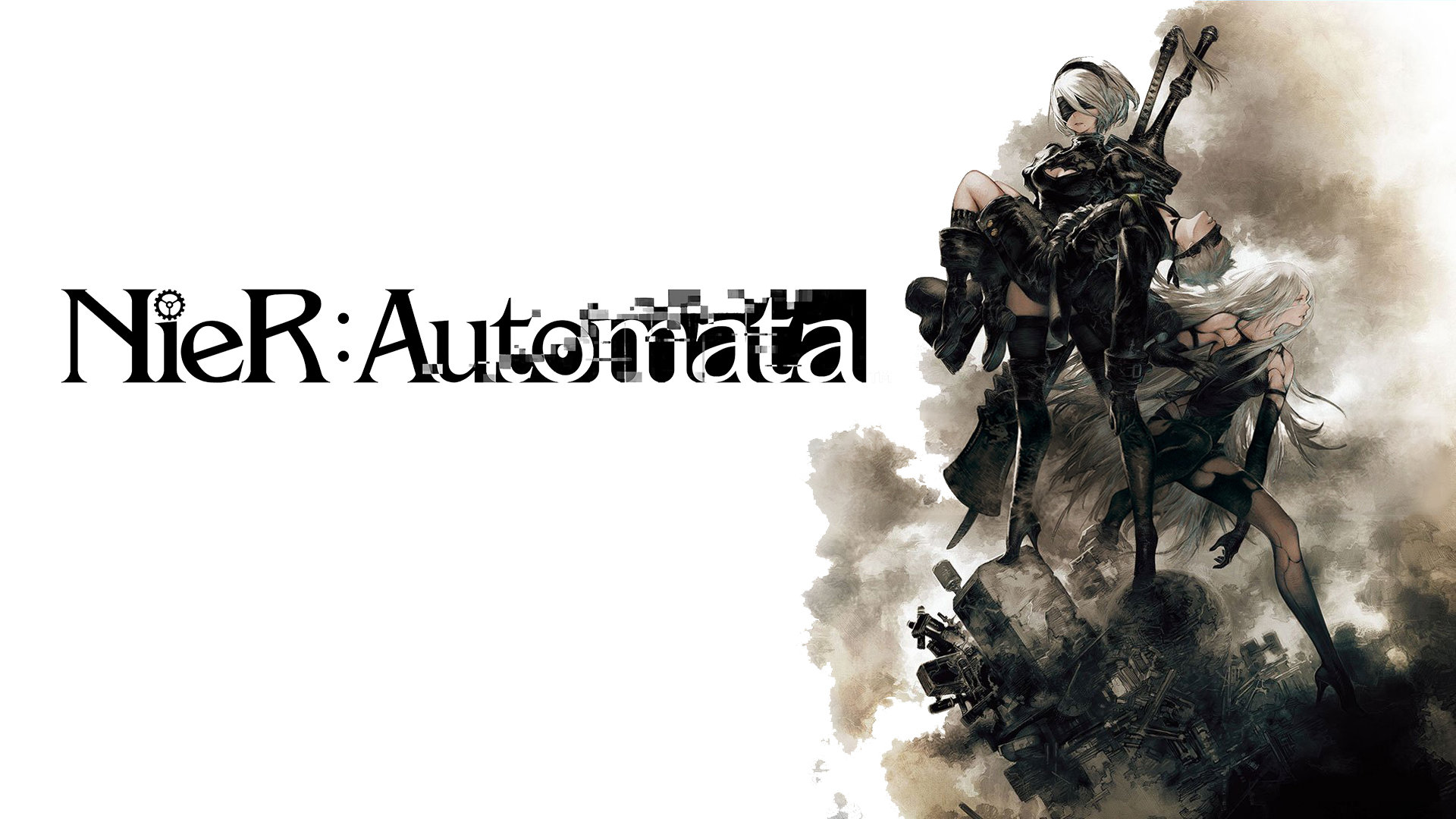 Nier Automata Wallpapers 1920x1080 Full Hd 1080p Desktop Backgrounds
