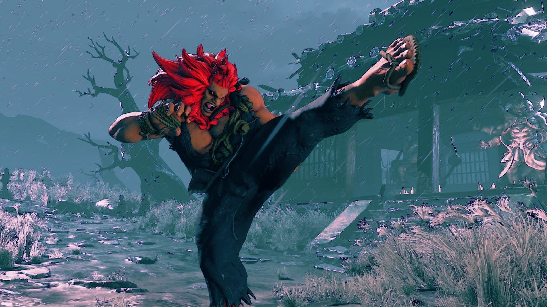 Awesome Street Fighter 5 Free Wallpaper Id 470064 For 1080p Pc