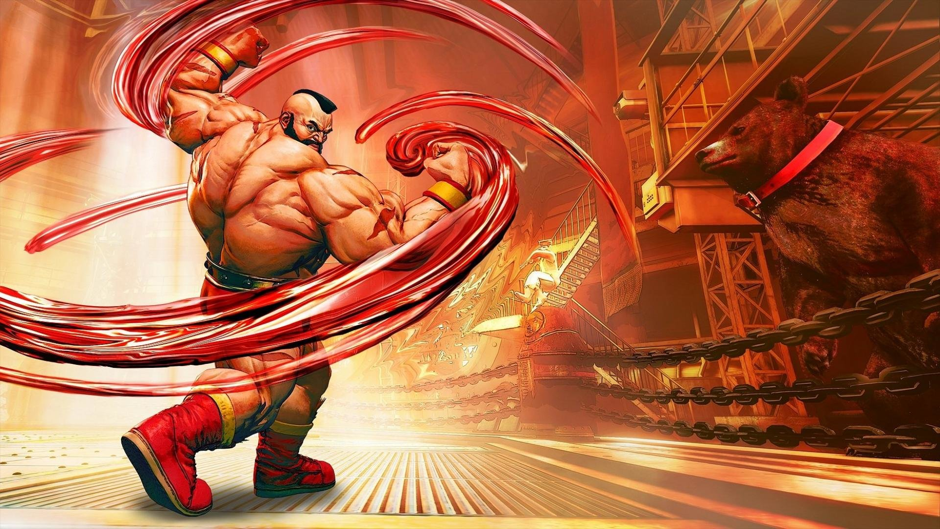 Street Fighter 5 Wallpapers 1920x1080 Full Hd 1080p Desktop