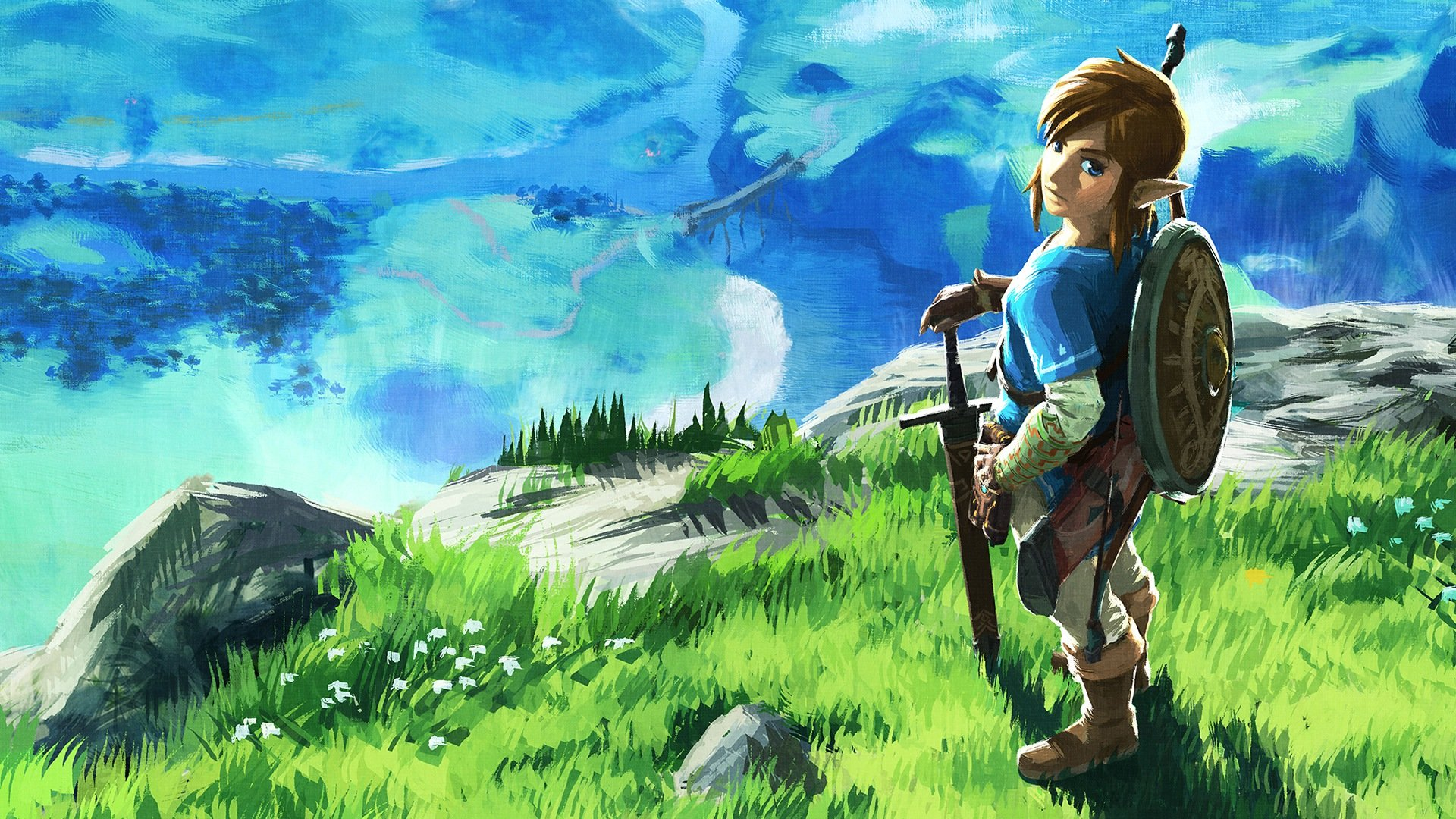 The Legend Of Zelda Wallpapers 1920x1080 Full Hd 1080p Desktop